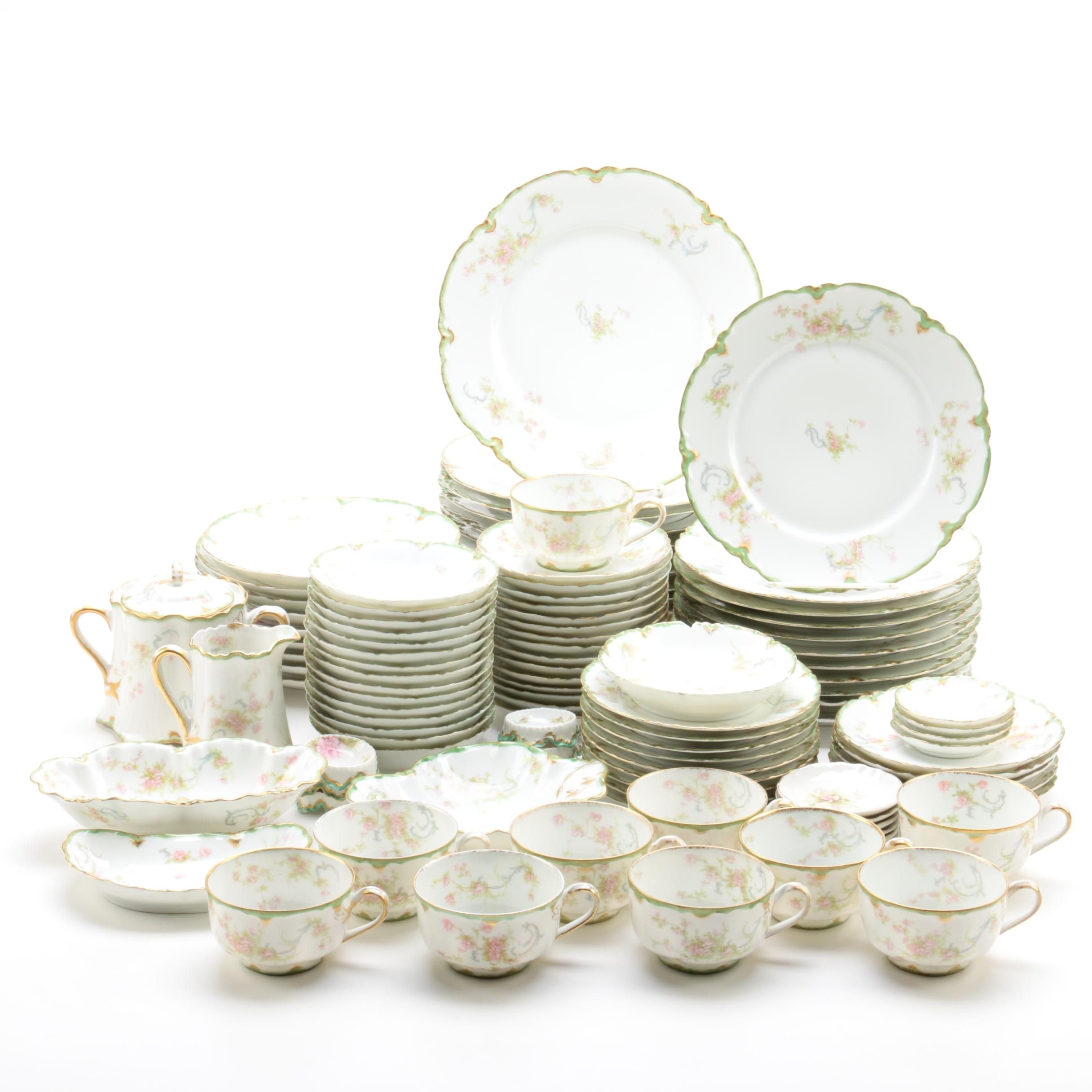 Vintage Haviland Limoges Porcelain Tableware