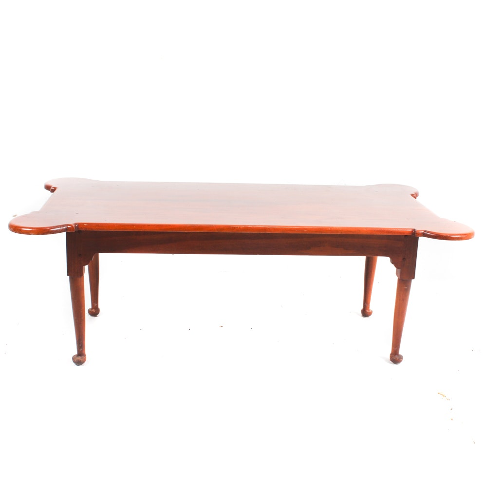 David T. Smith Cherry Coffee Table