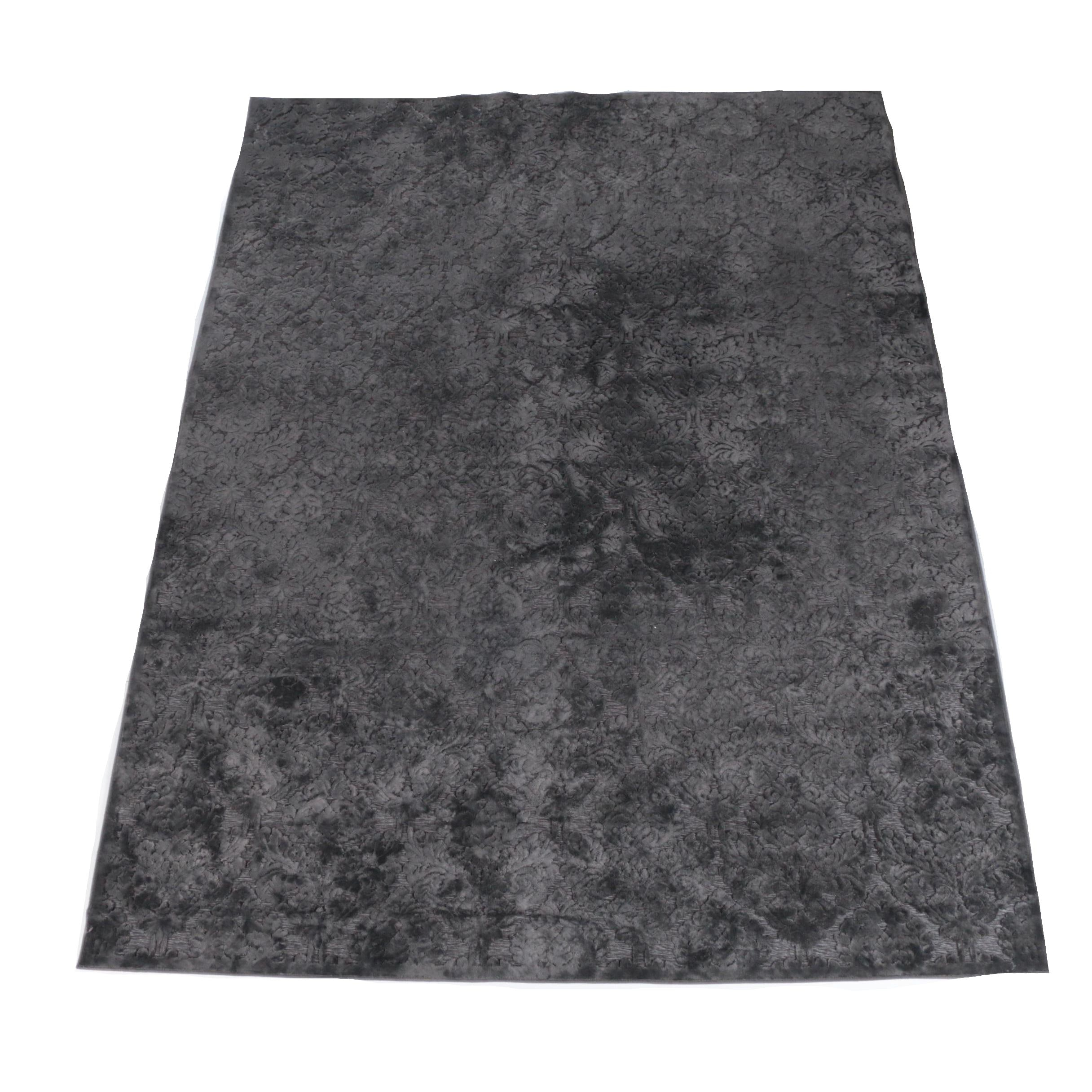 Power-Loomed Linea Belgian Chenille Area Rug