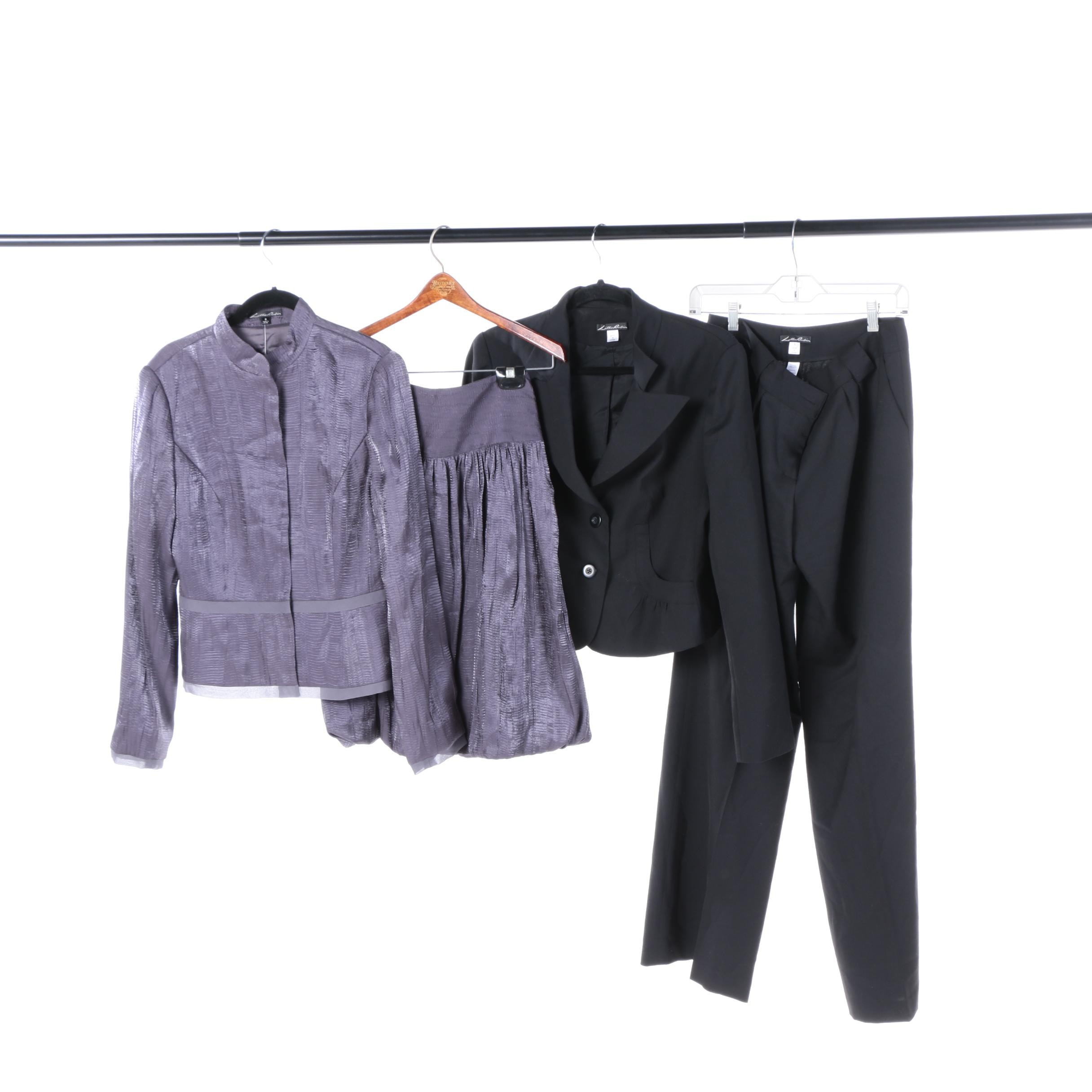 Lillie Rubin Pant and Skirt Suits