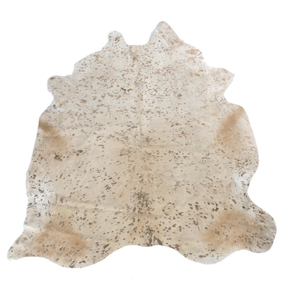 Brazilian Cowhide Accent Rug