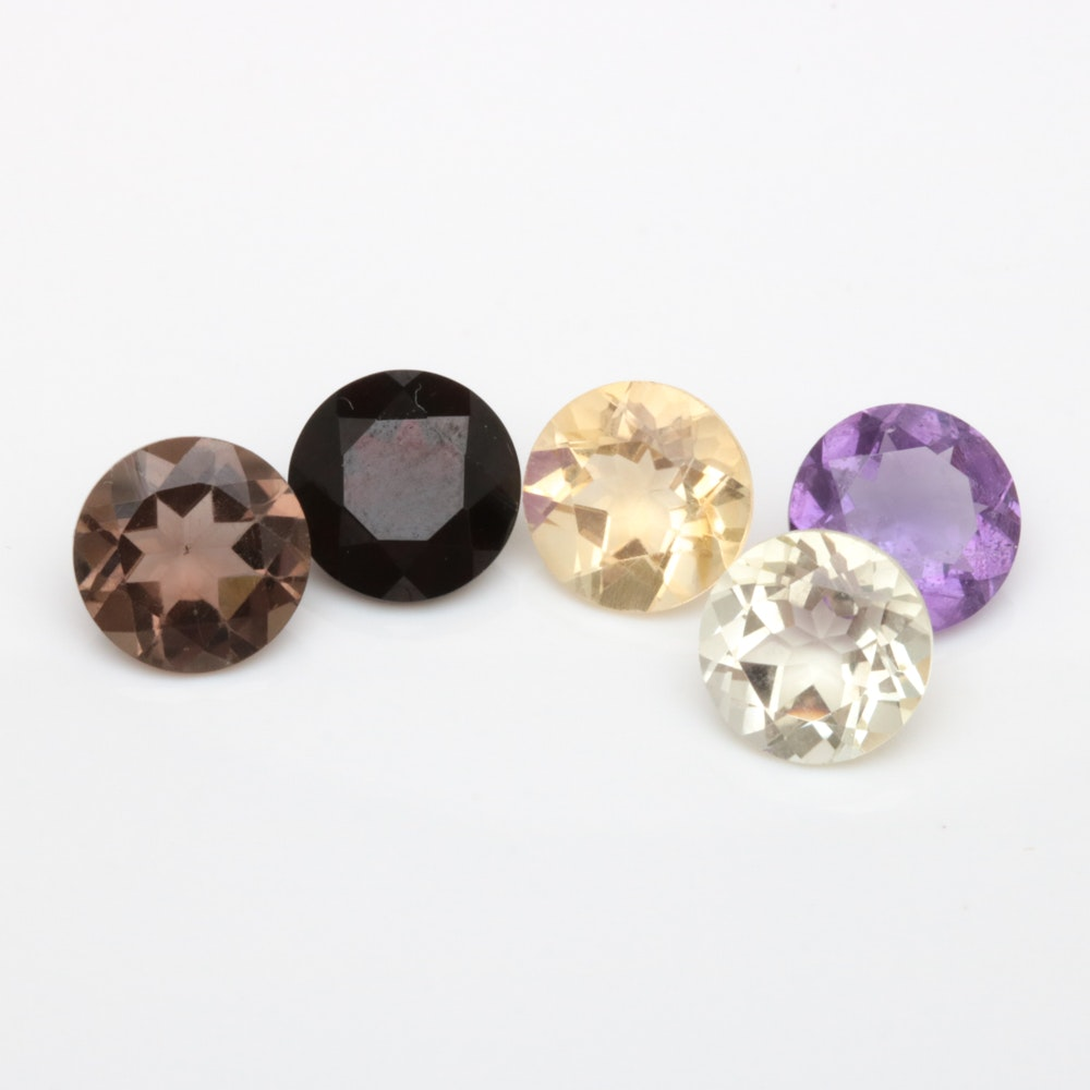 Loose 12.13 CTW Multi-Gemstone Assortment