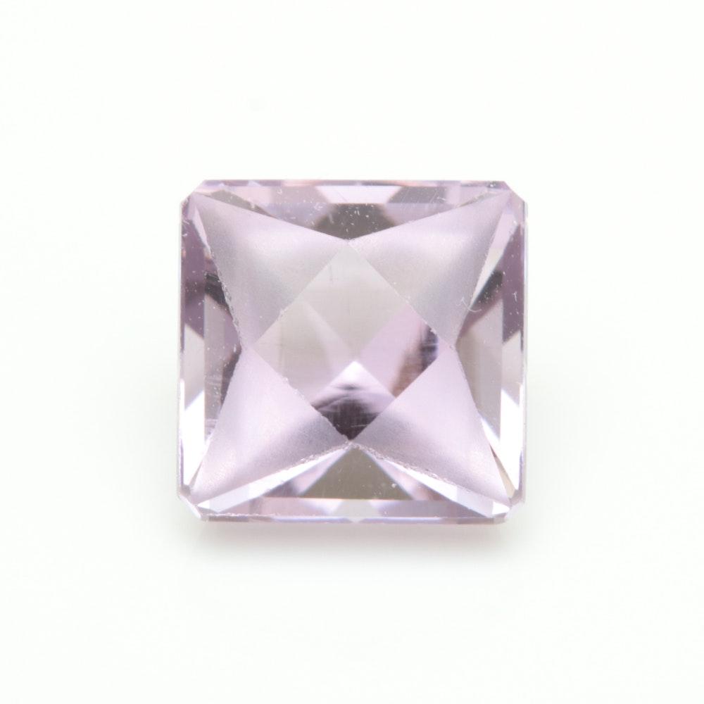 3.27 CT Loose Amethyst Gemstone