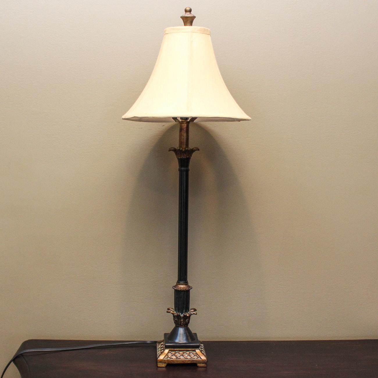 Pair of Slender Table Lamps