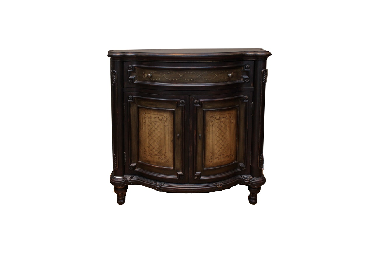 Empire Style Painted Commode