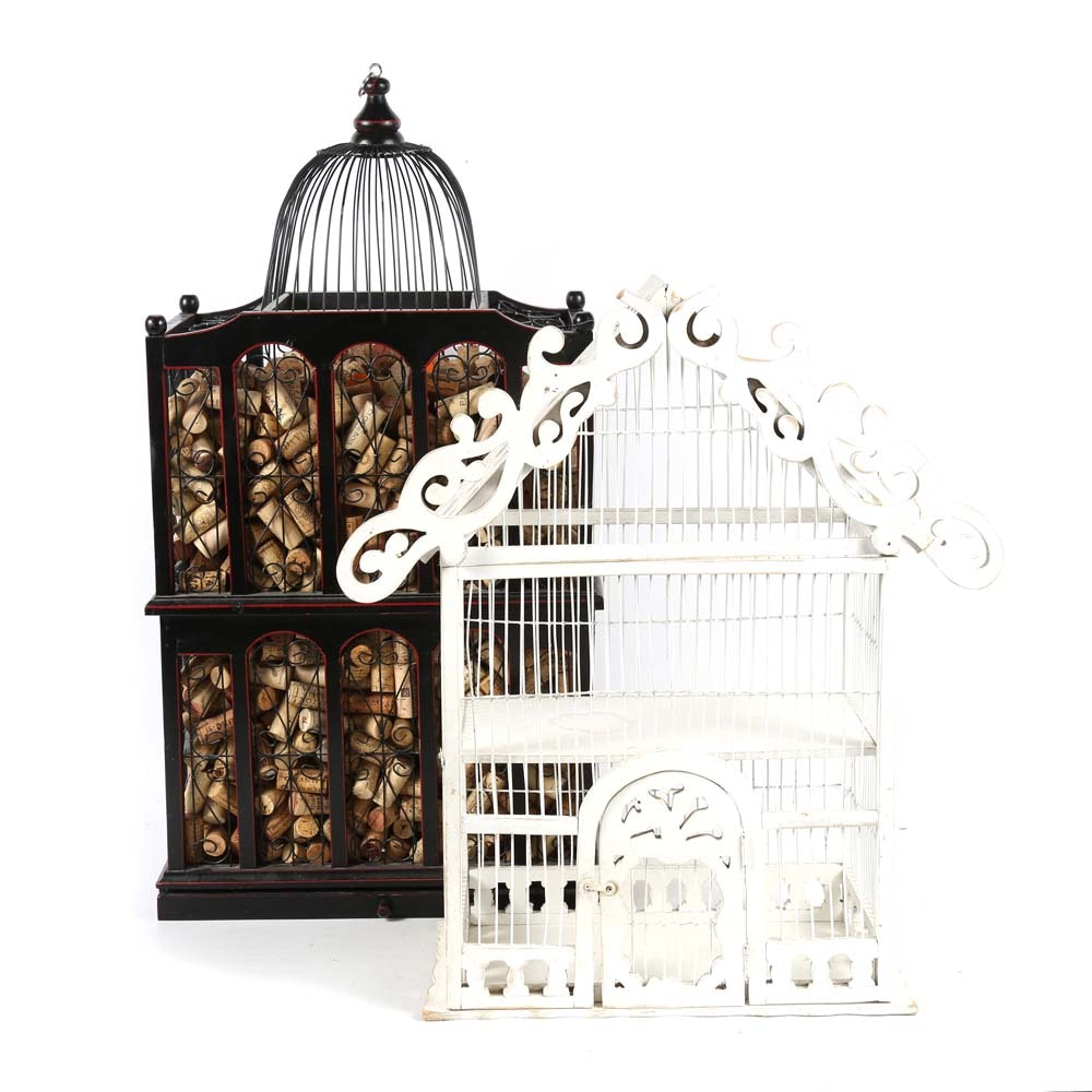 Decorative Bird Cages