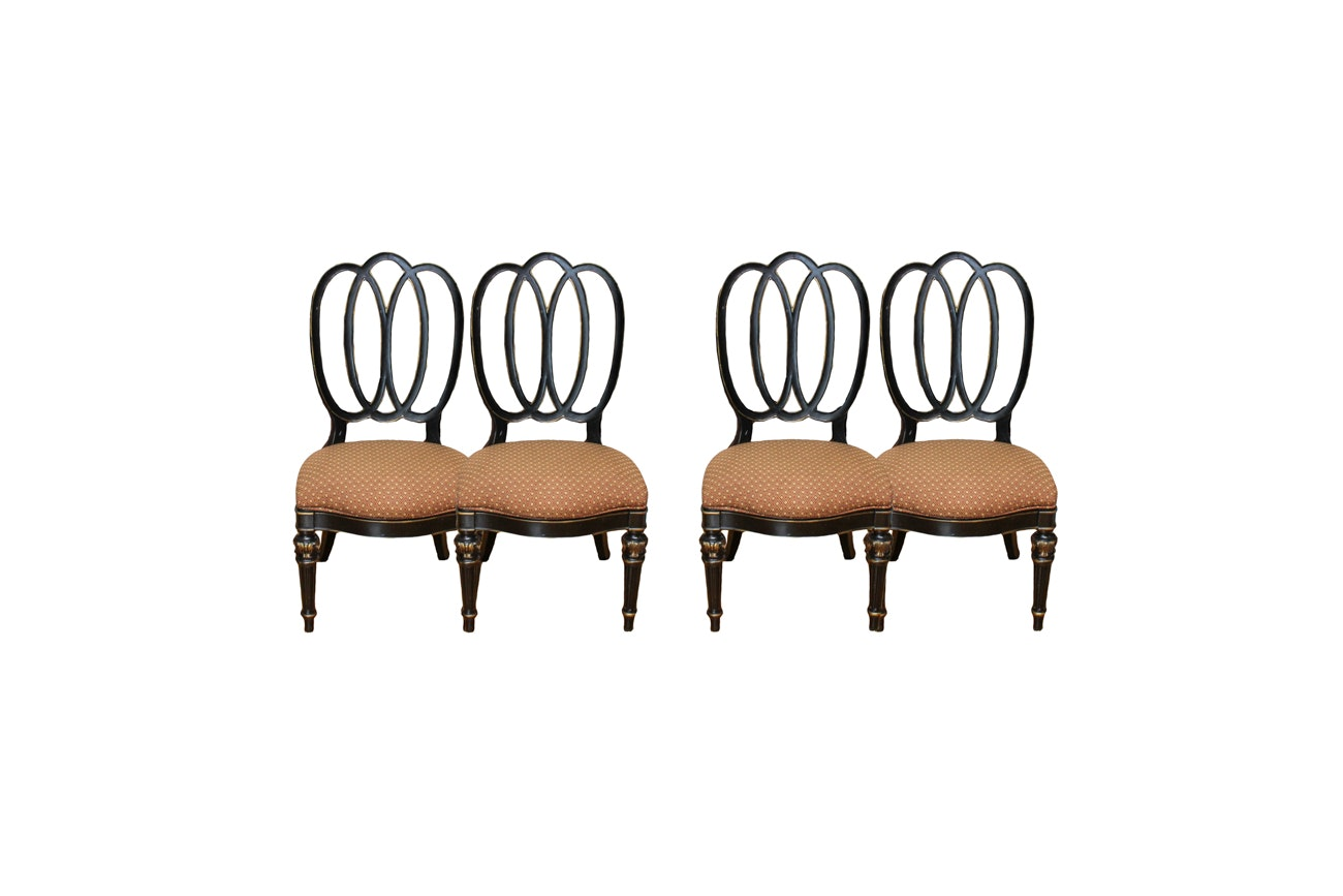 Sheraton Style Side Chairs