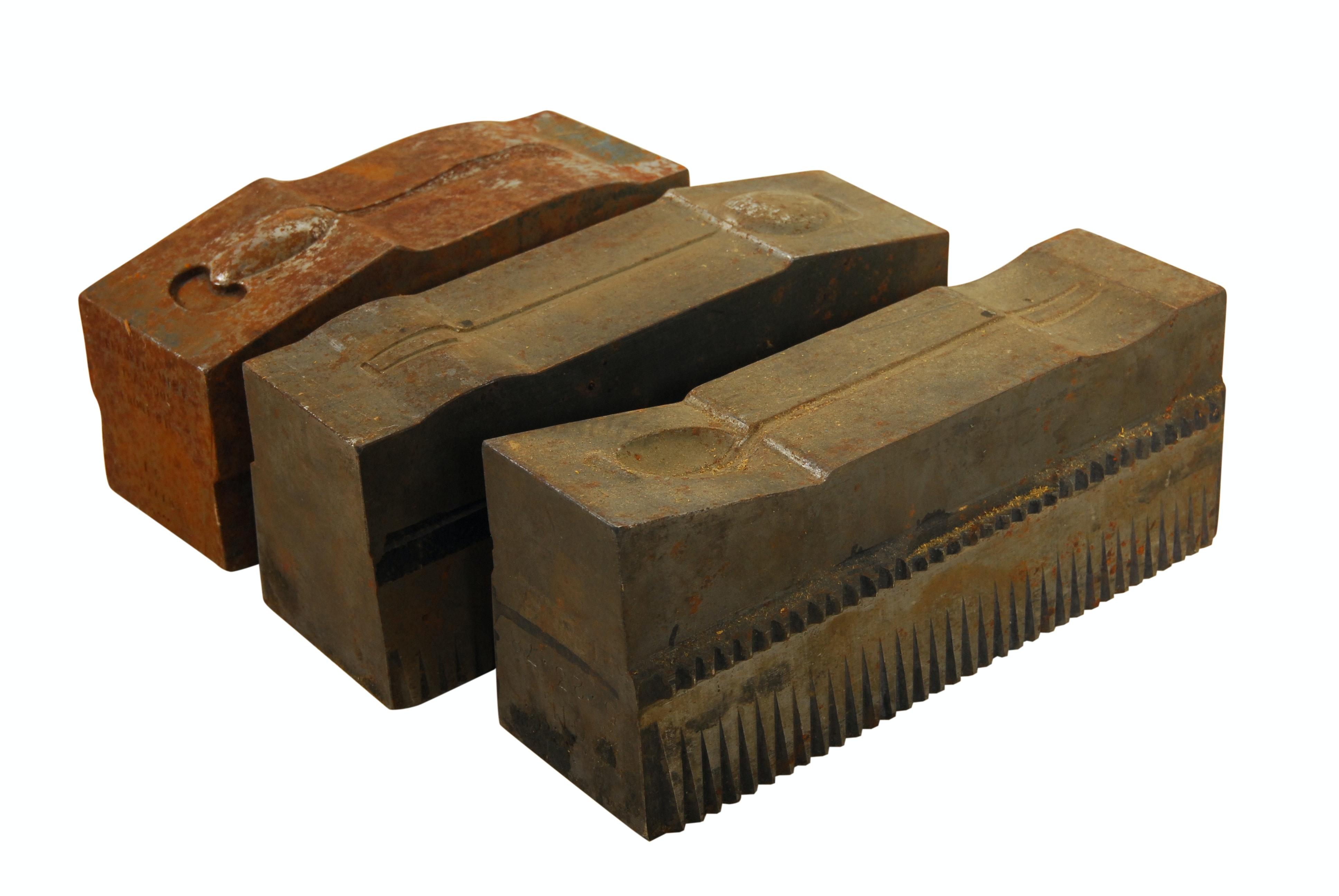 Vintage Stieff Company Sterling Flatware Die-Press Blocks