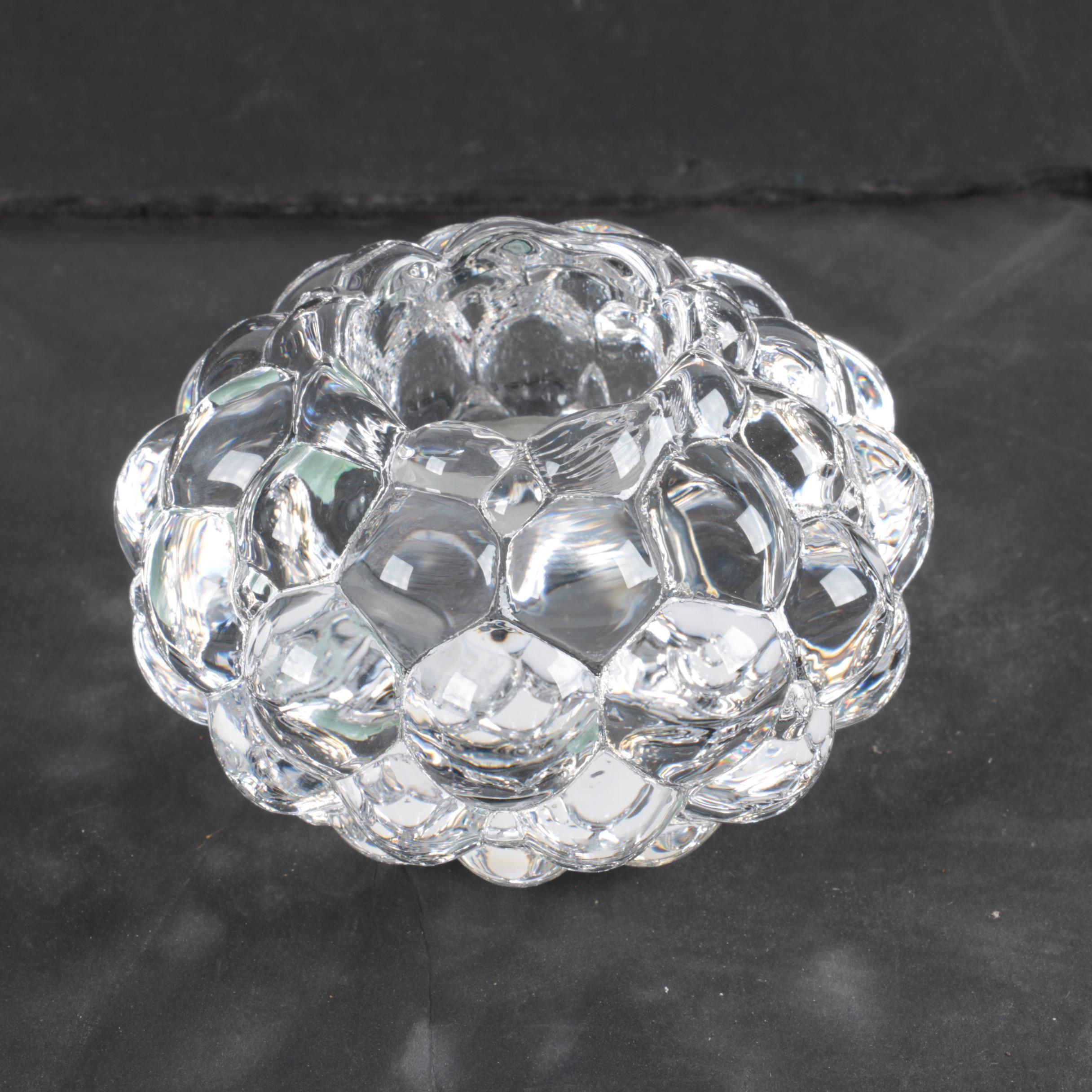 Orrefors Crystal
