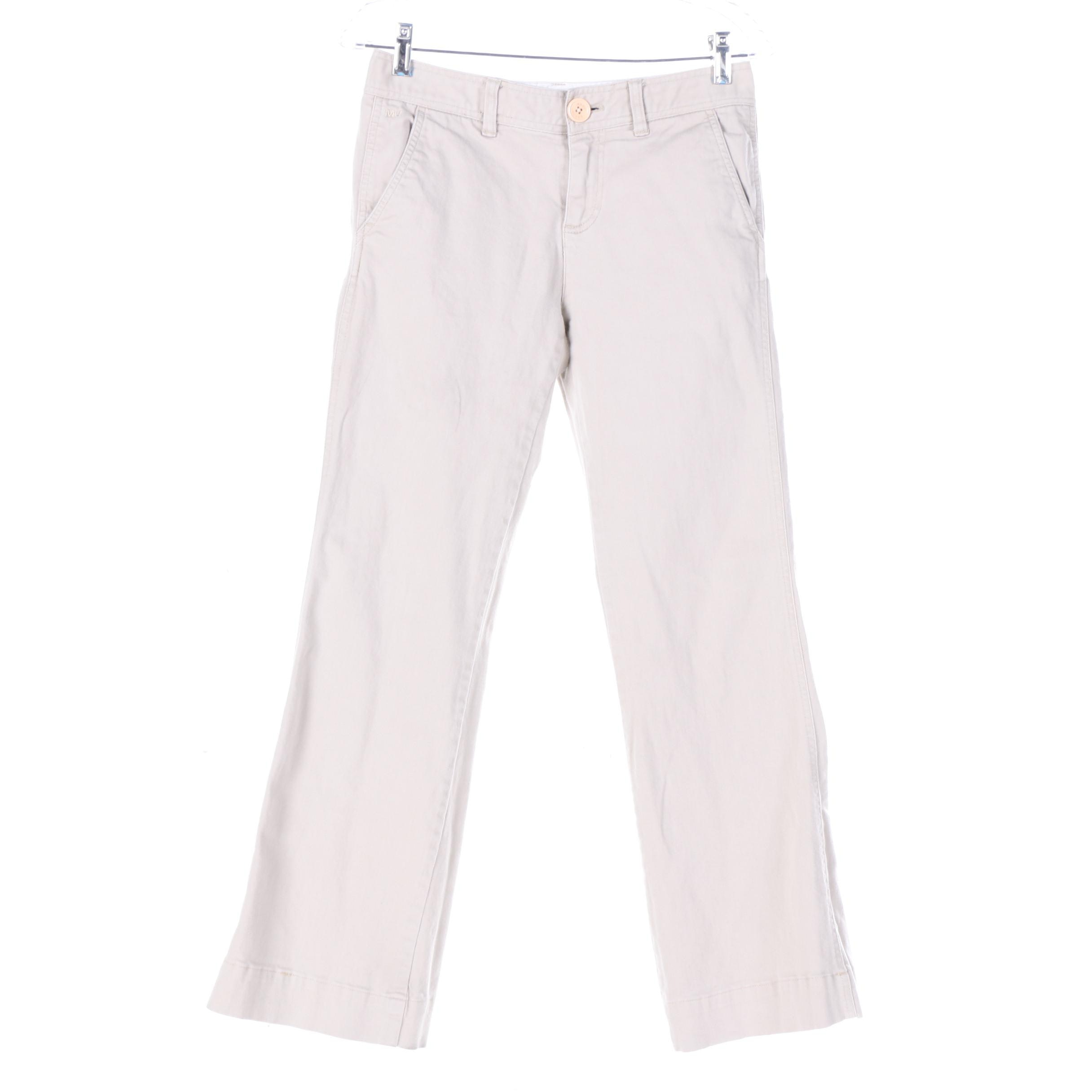 Women's Marc Jacobs Khaki Pants