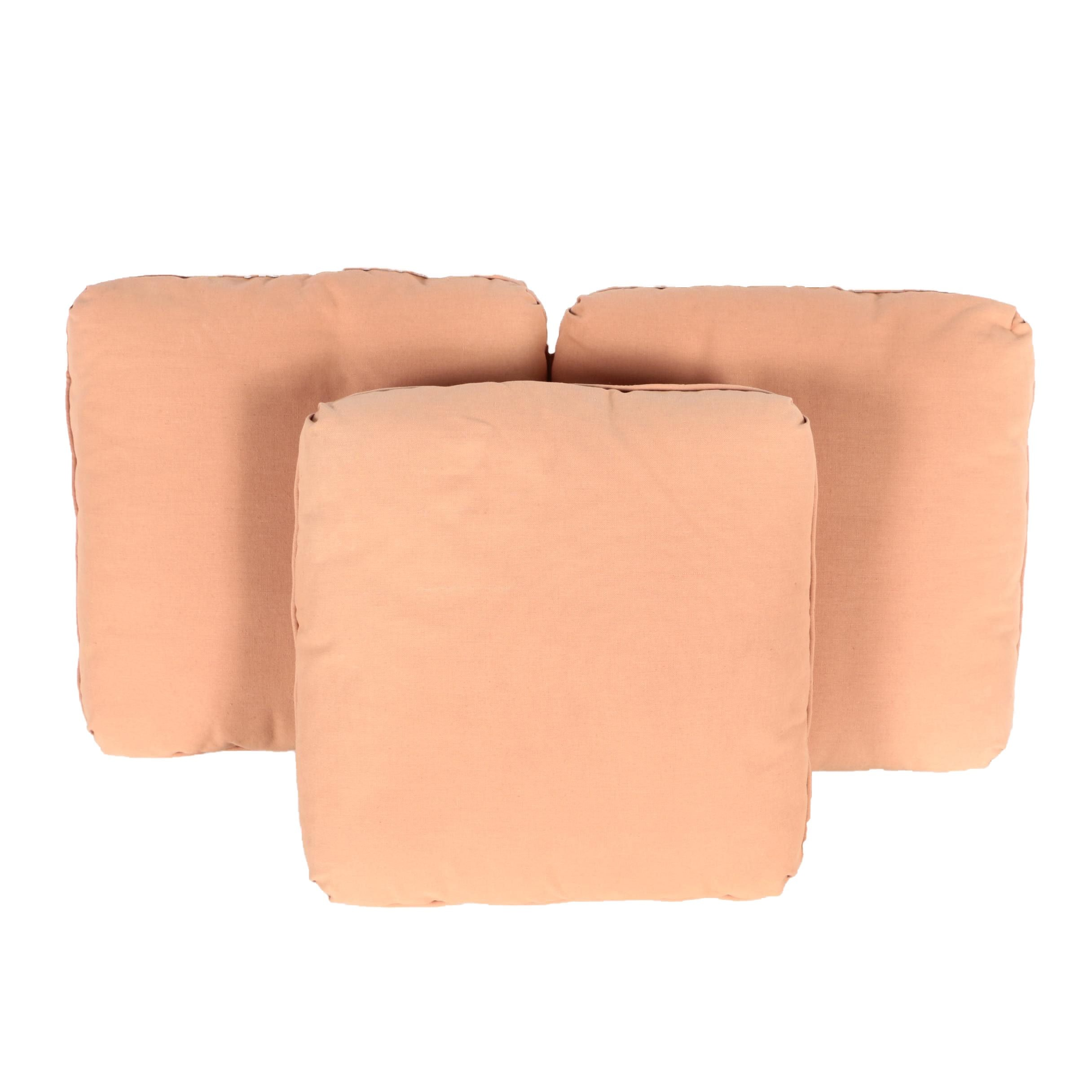 Three Accent Pillows