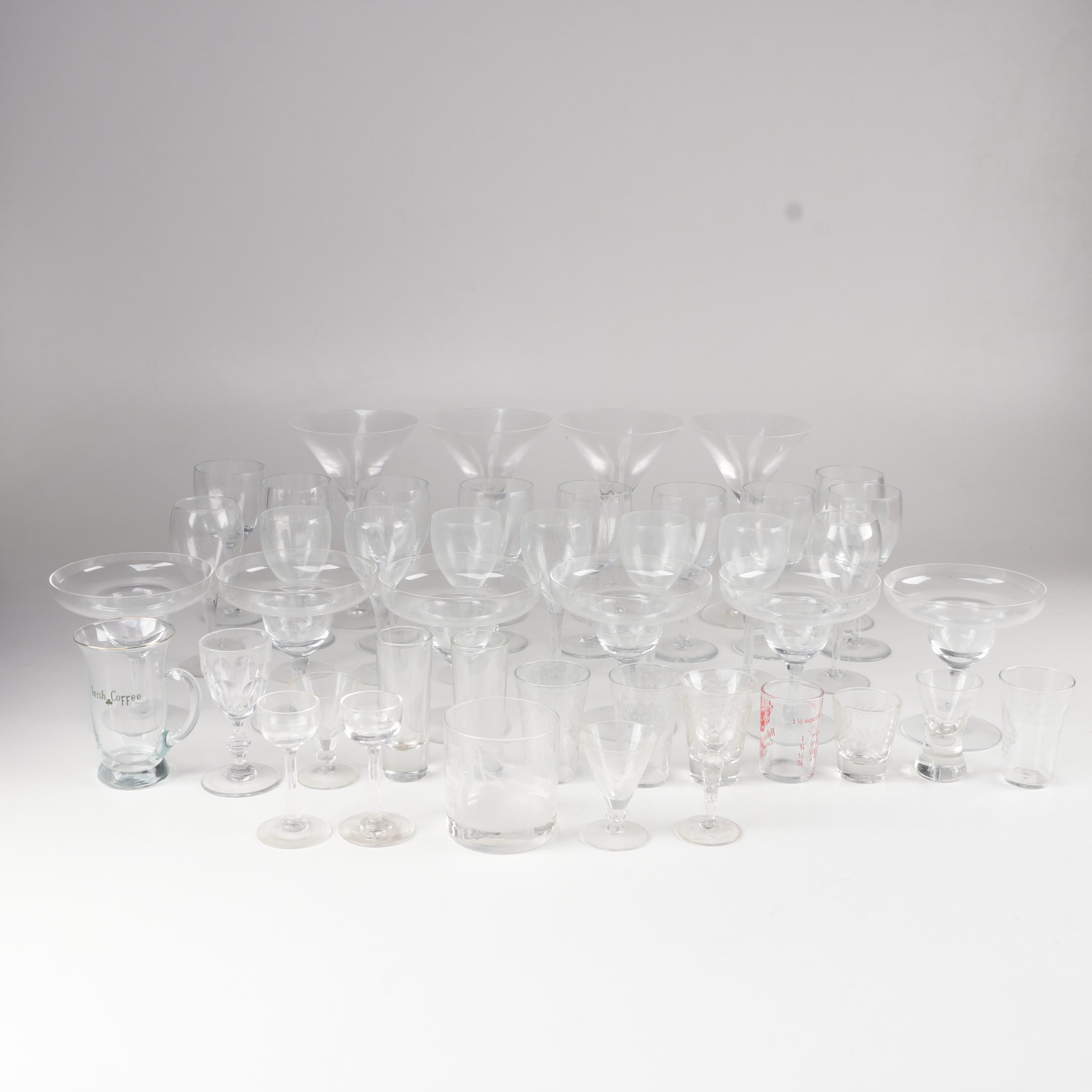 Glass Barware