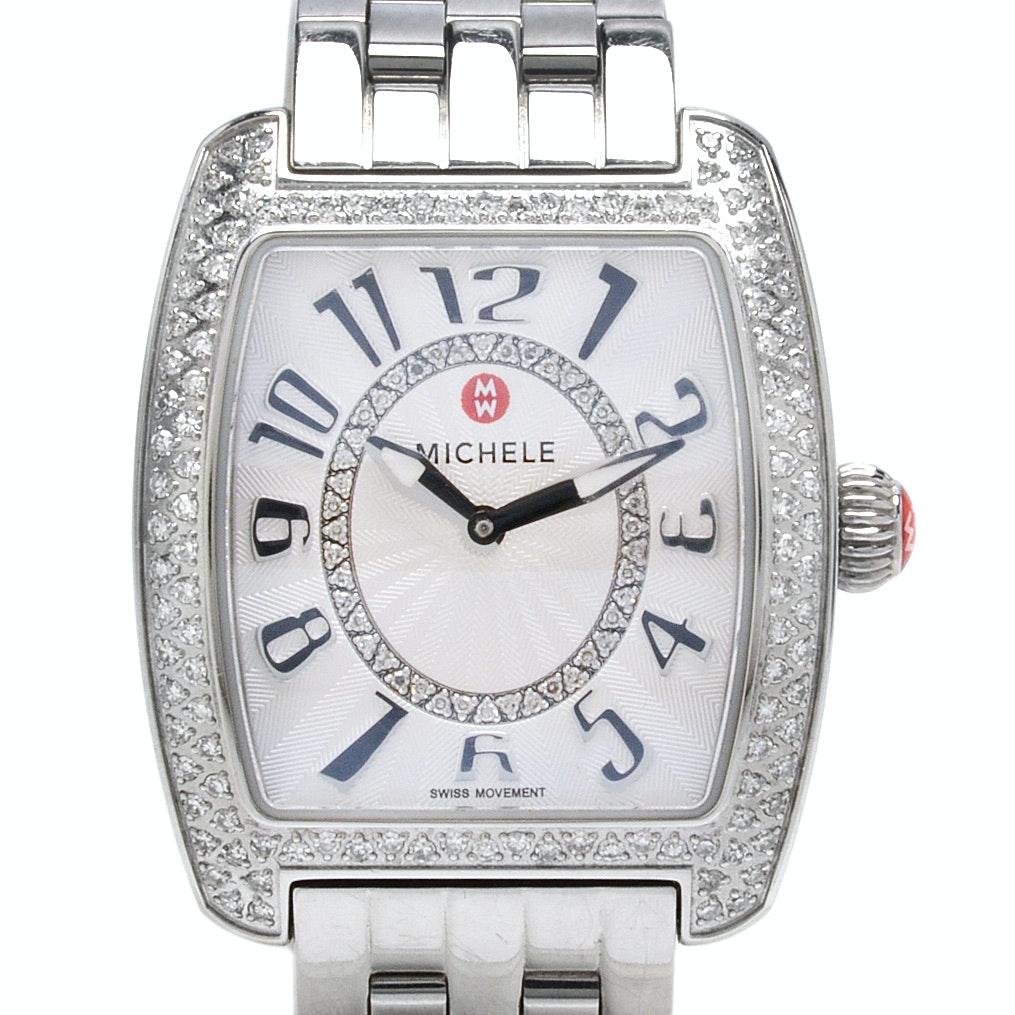 Michele Urban Mini Wristwatch