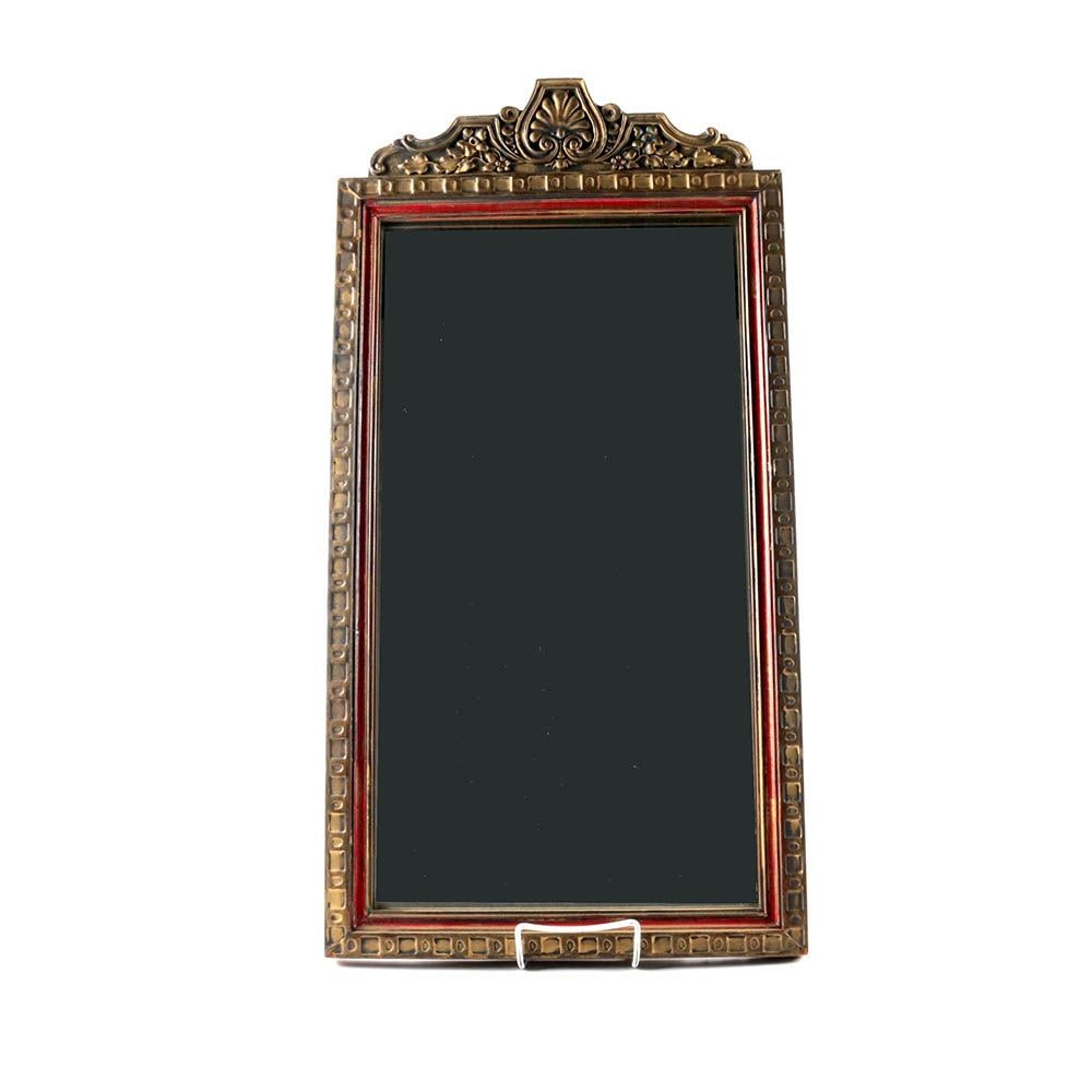 Vintage Empire Style Wall Mirror