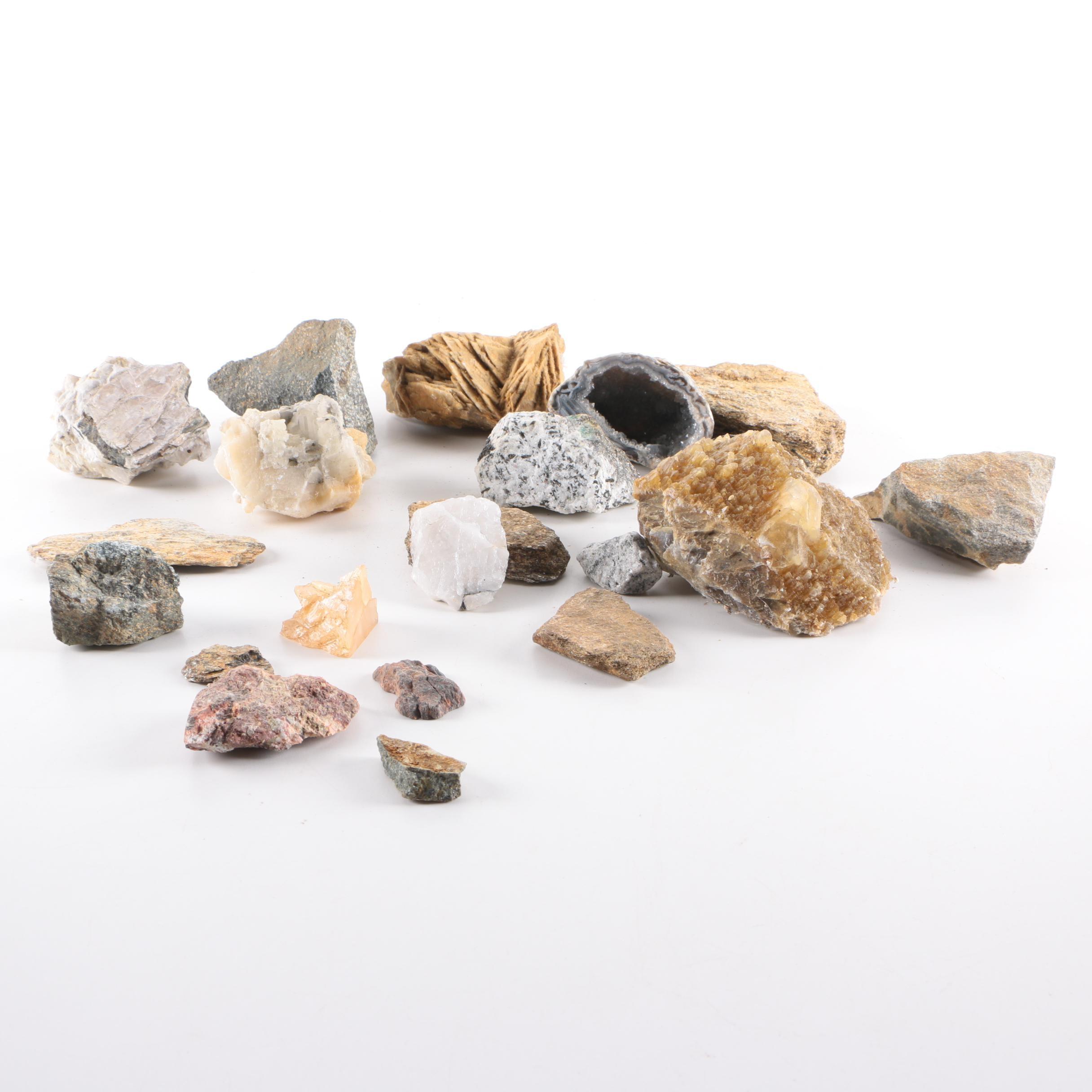 Geologic Specimens