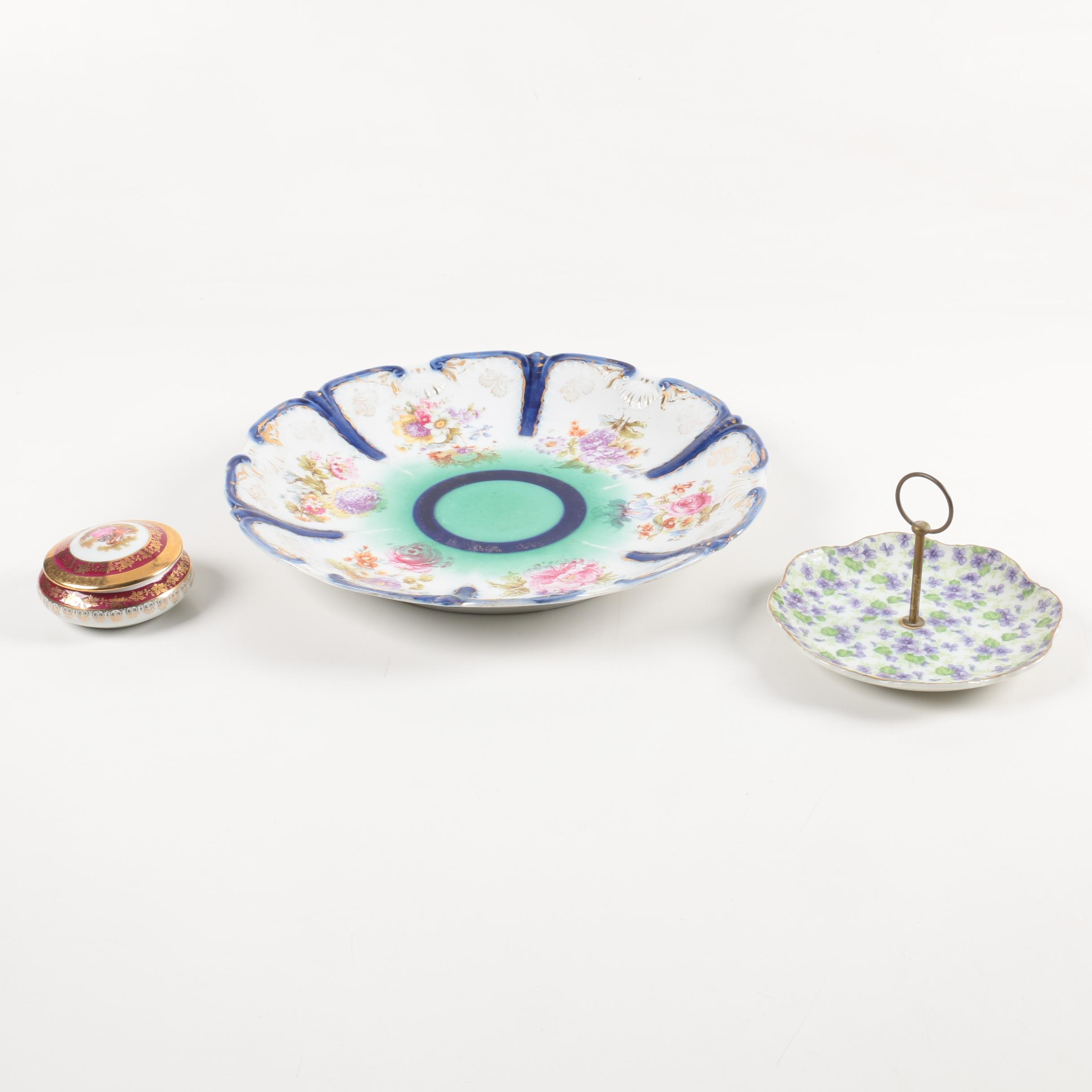 Porcelain Tableware Featuring Lefton China
