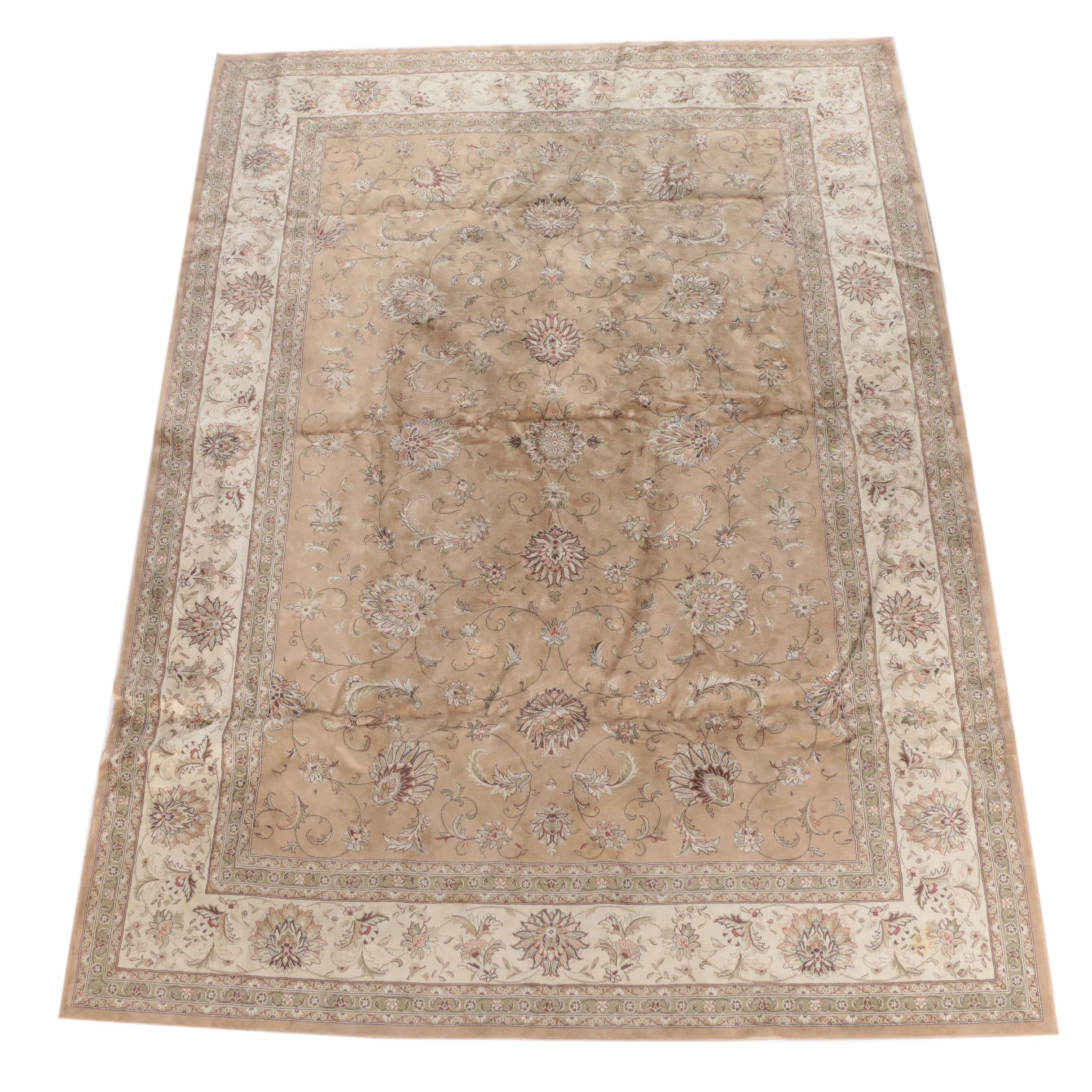 Machine Made Persian Style Rug by Milan