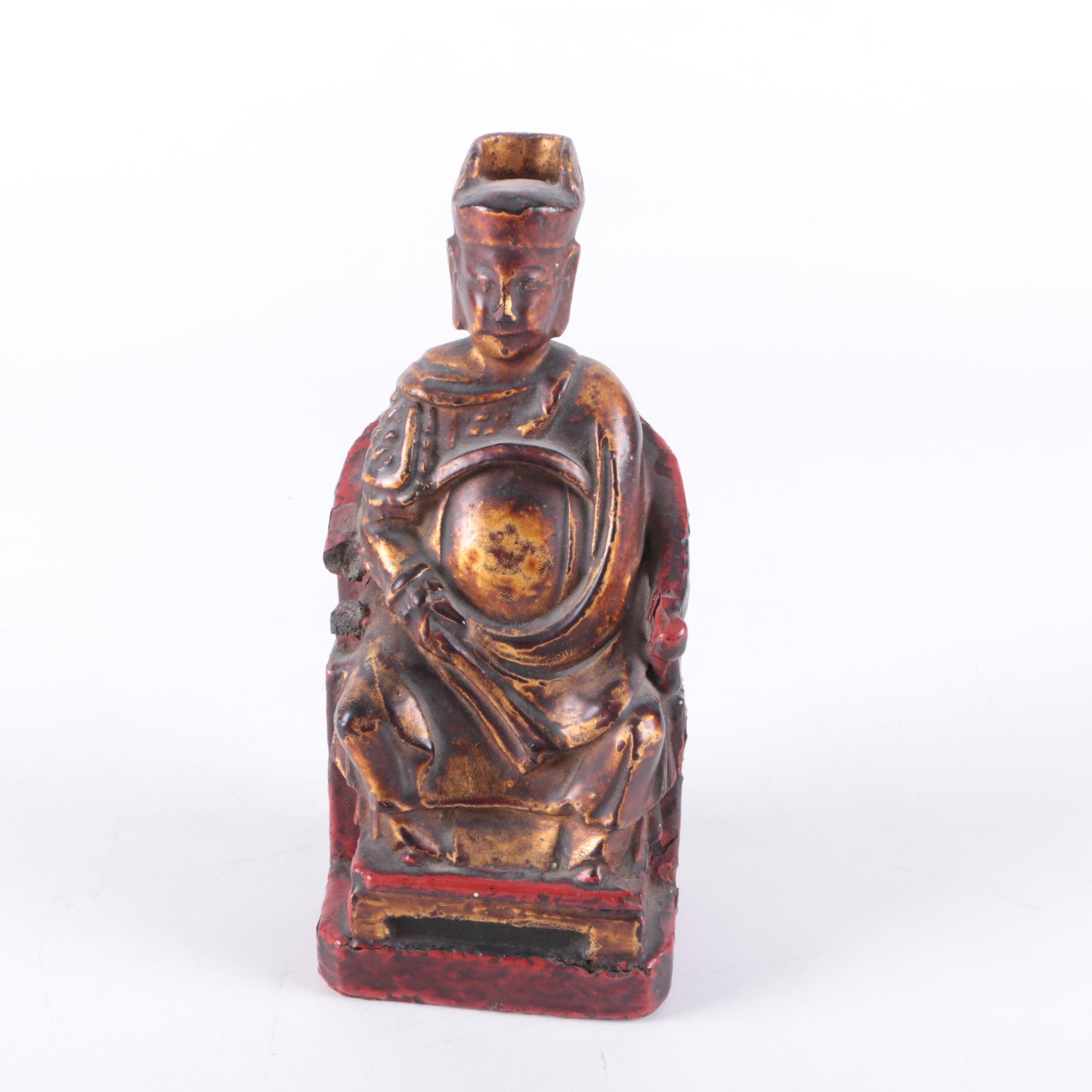 Chinese Seated Figure