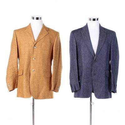 e8da7266aff Men's Sport Coats Including Norton & Wilson, Beretta and Arnold Brant