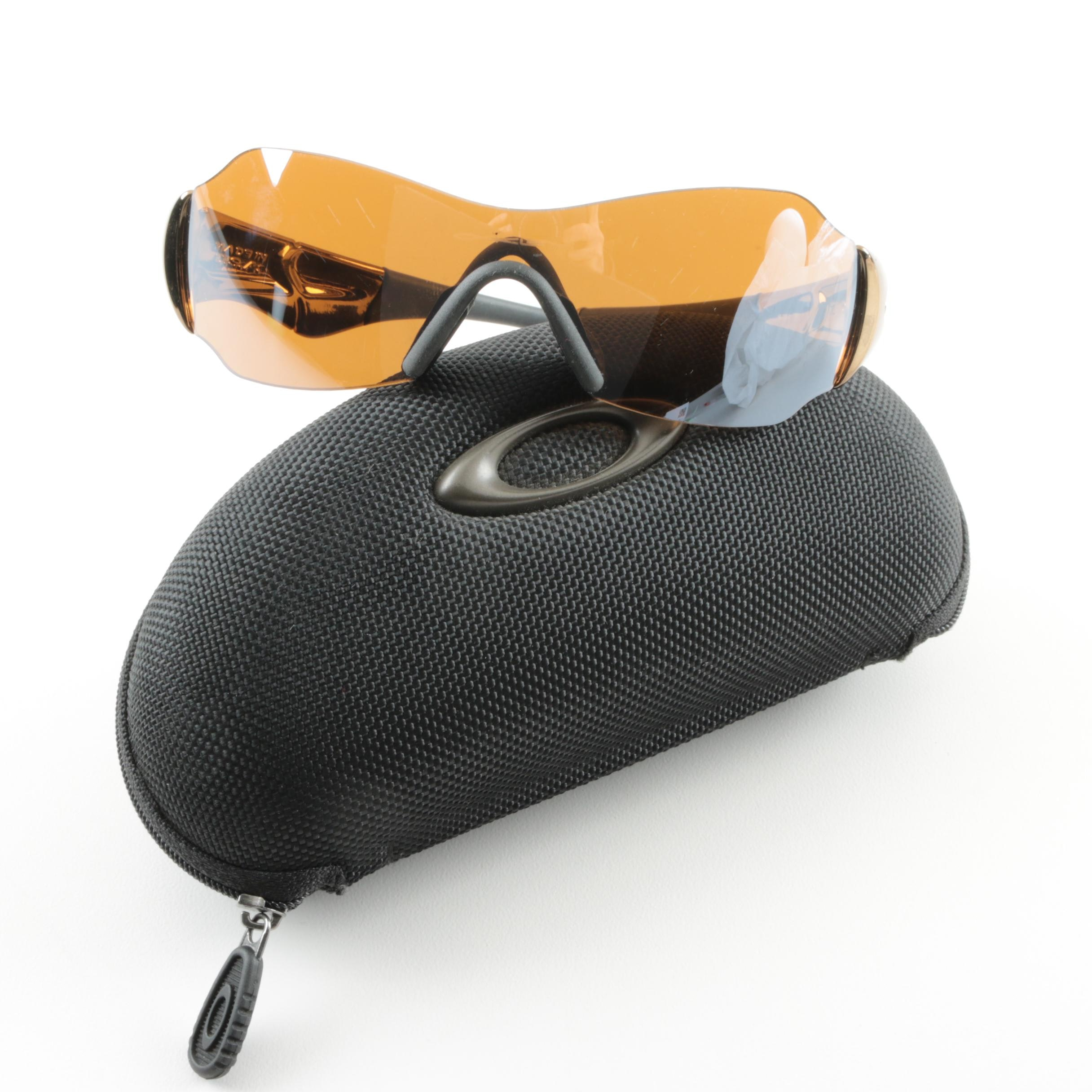 Oakley Zero Rimless Sunglasses