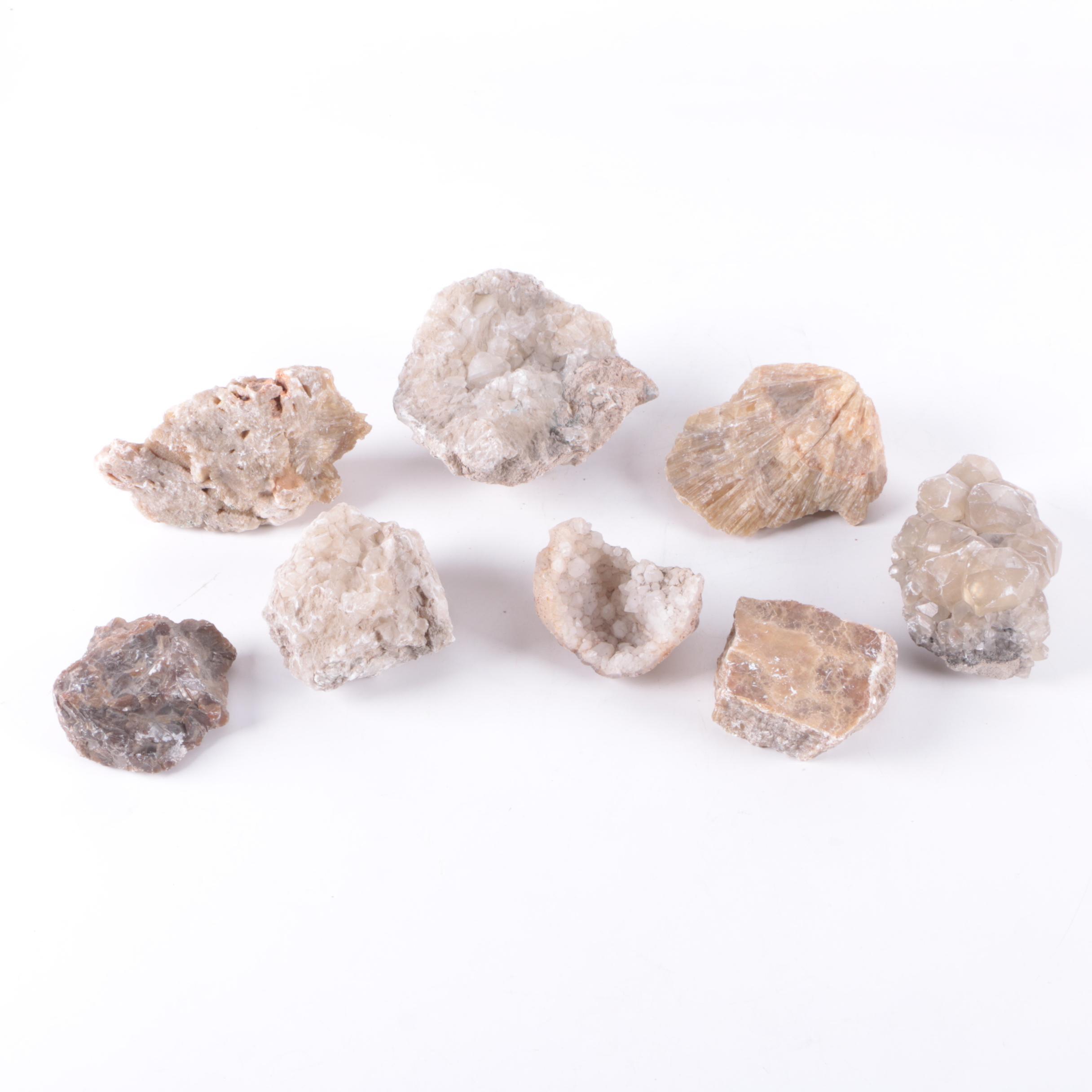 Calcite Specimens