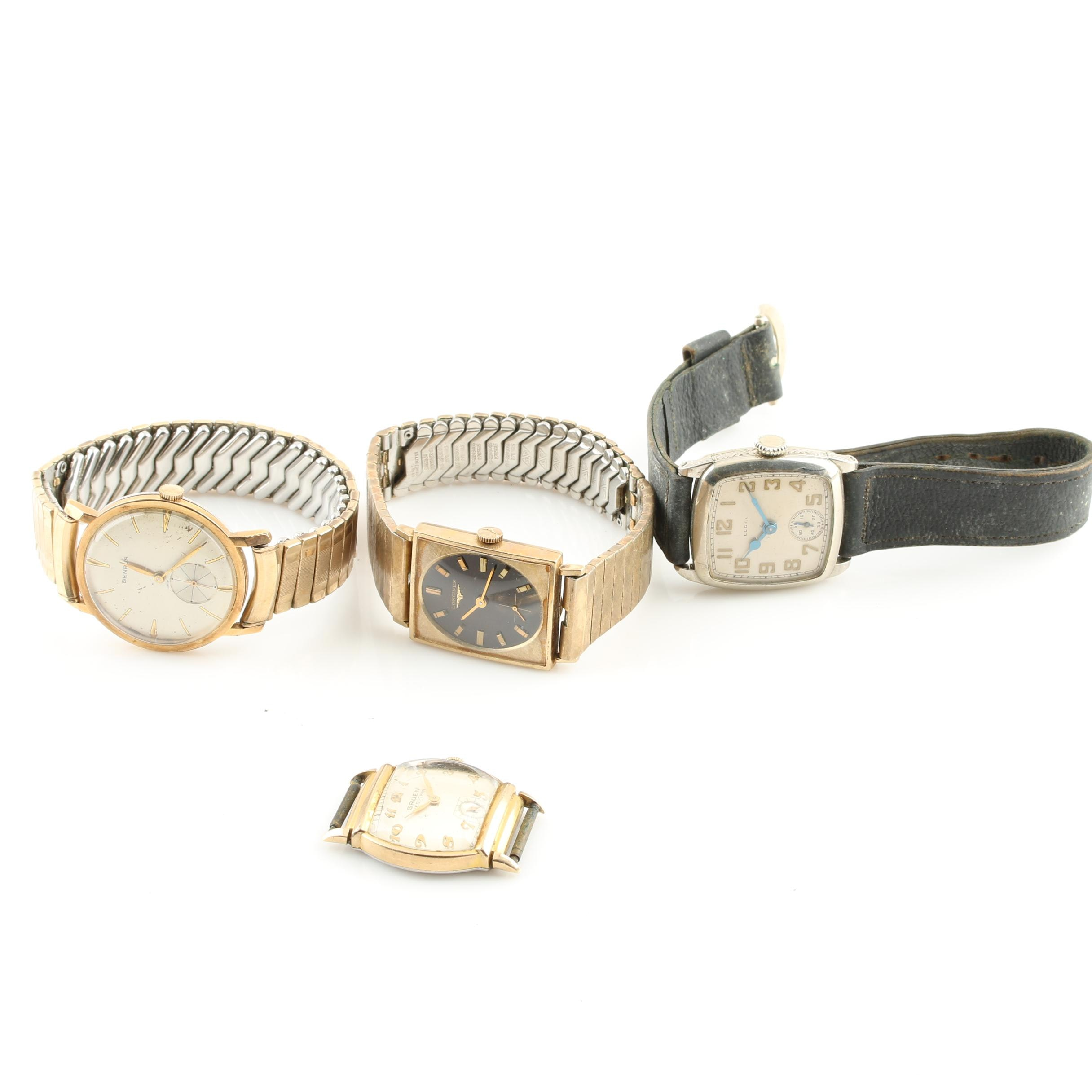Assortment of Analog Watches