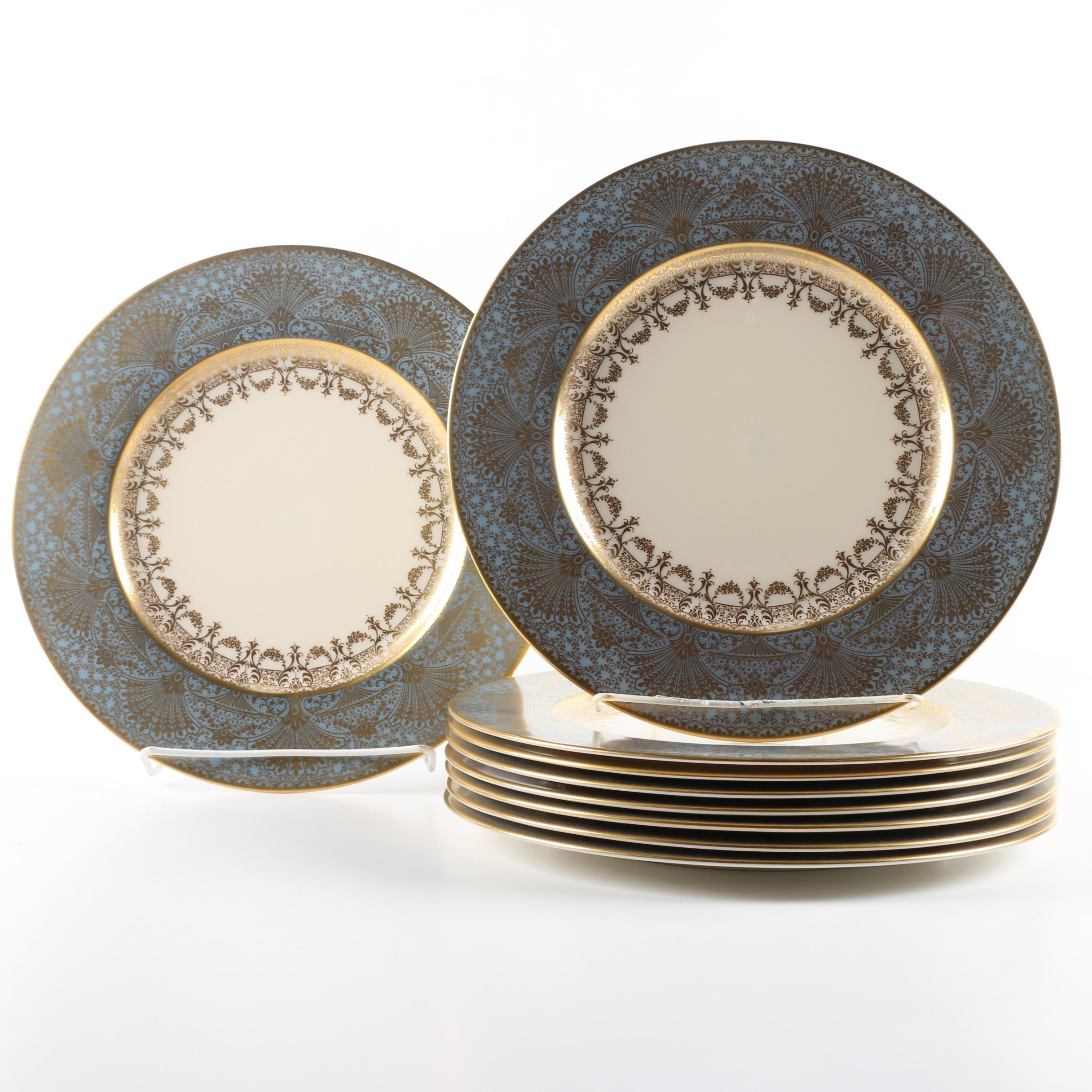 Lenox Porcelain Plates