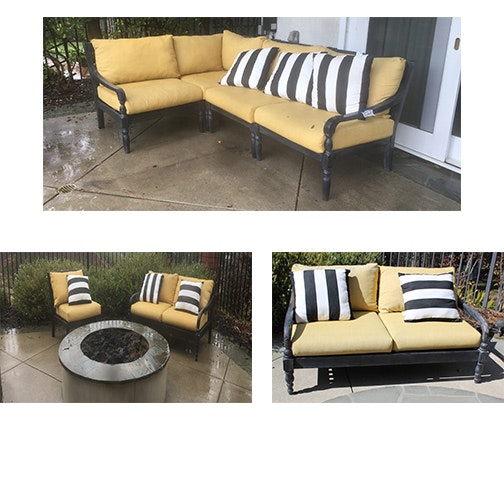 Outdoor Seating Collection