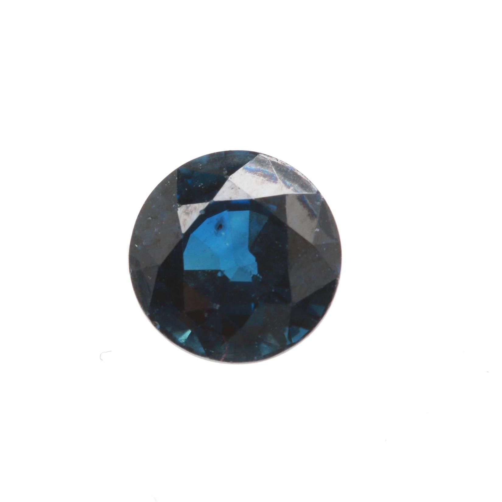 Loose 0.69 CT Sapphire