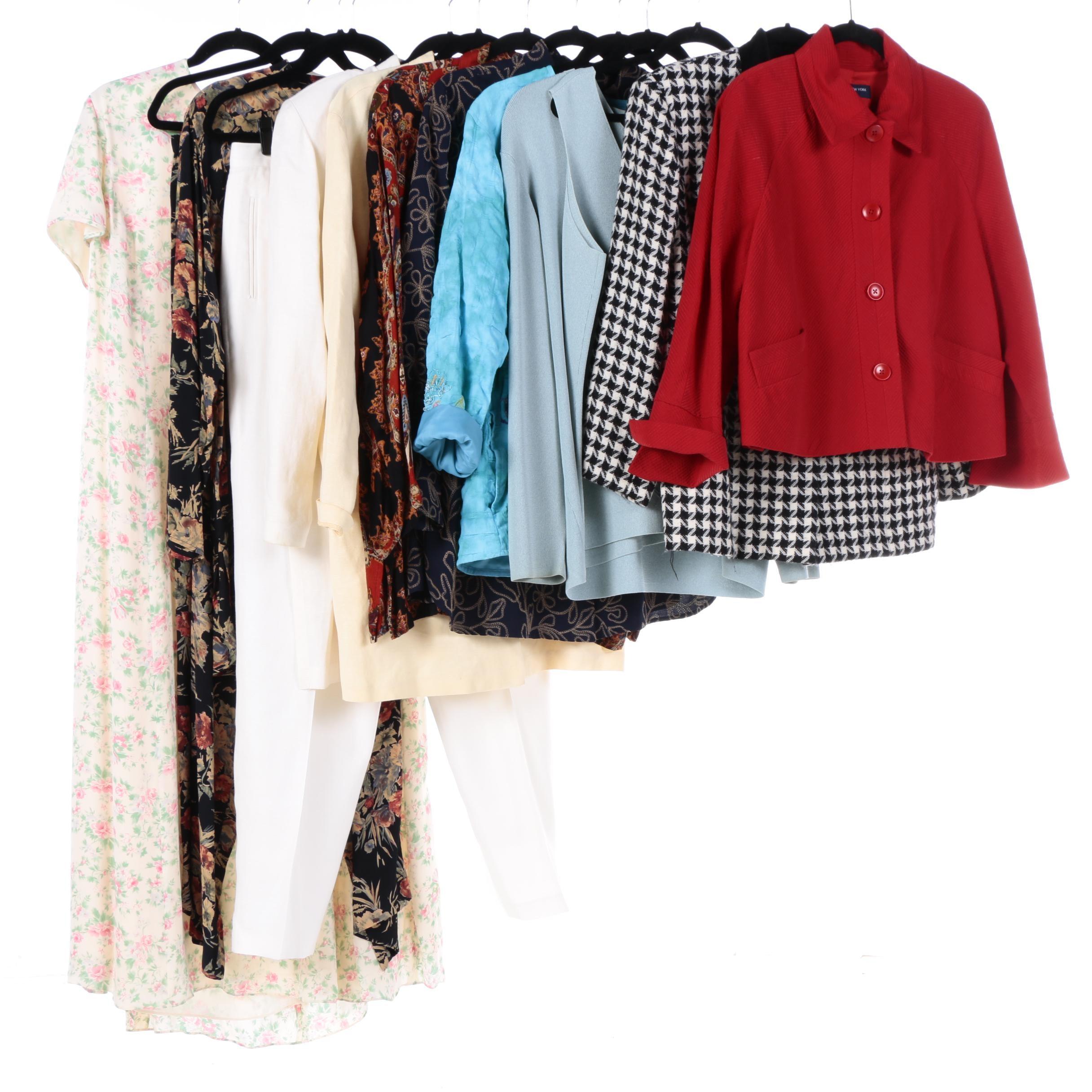 Women's Clothing Including Lauren by Ralph Lauren and Dana Buchman