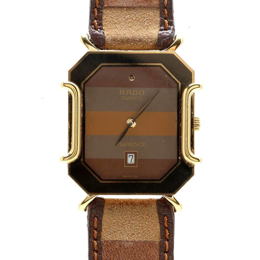 Rado Tri Color Dial Wristwatch
