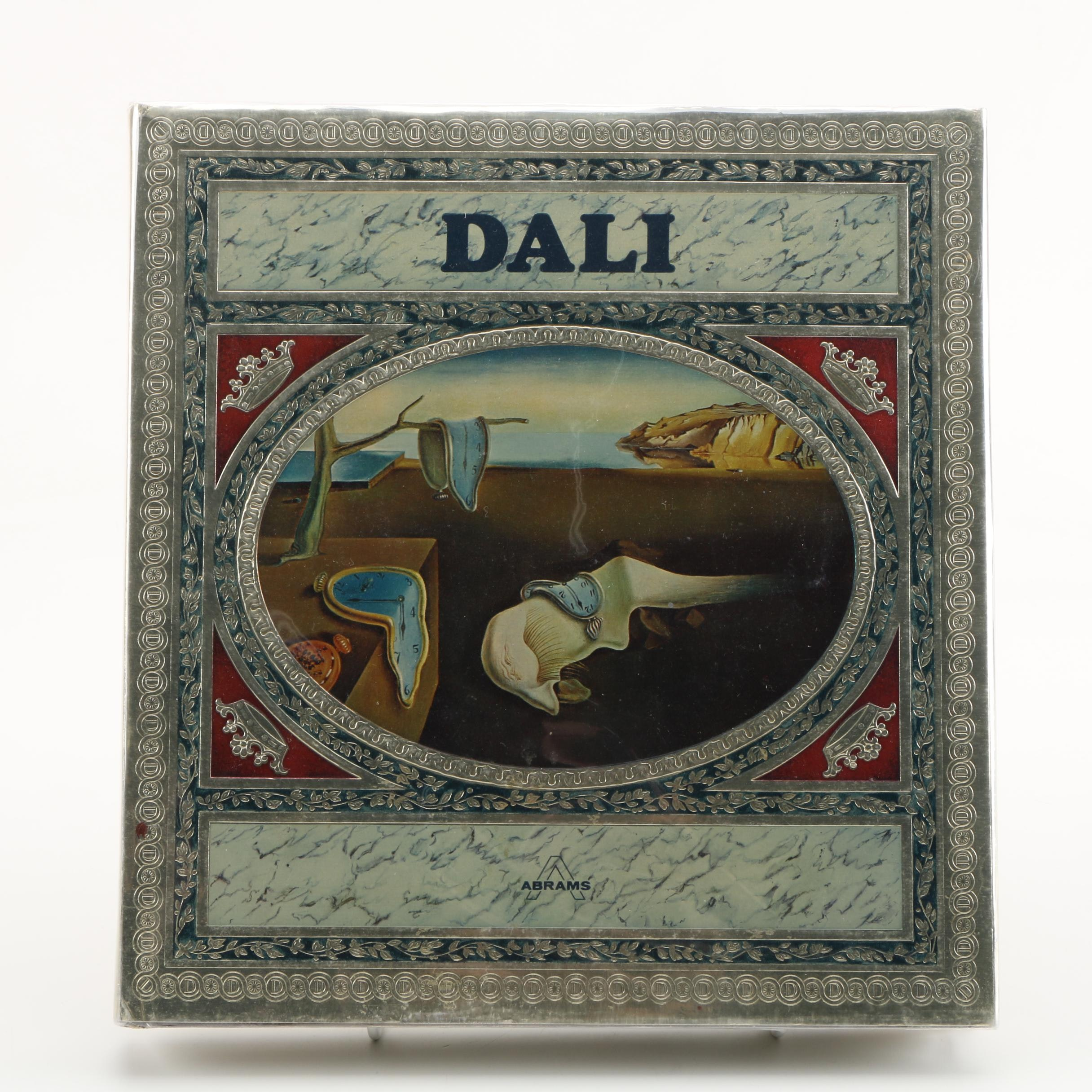 "1968 ""Dali"" Art Book Edited by Max Gerard"