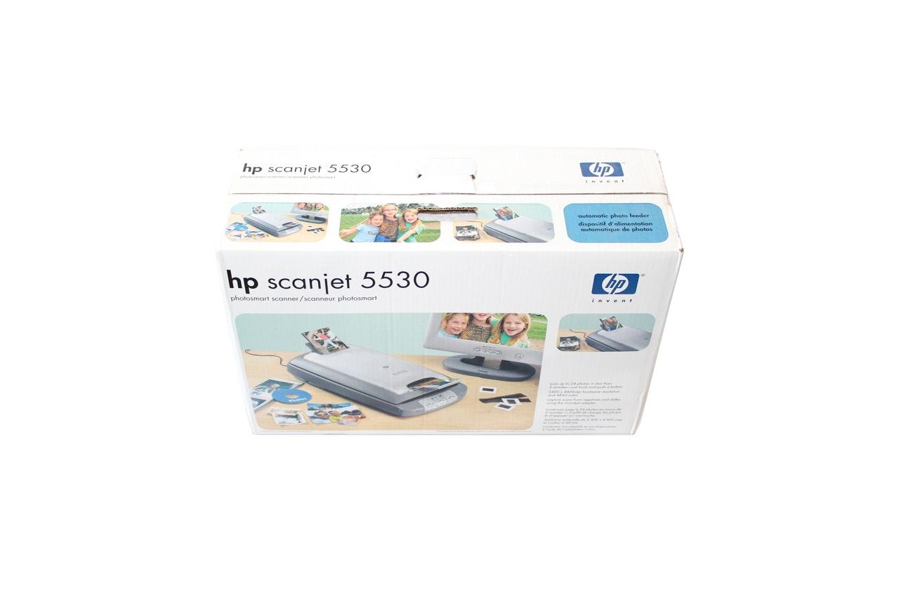 HP Scanjet 5530 Photosmart Scanner
