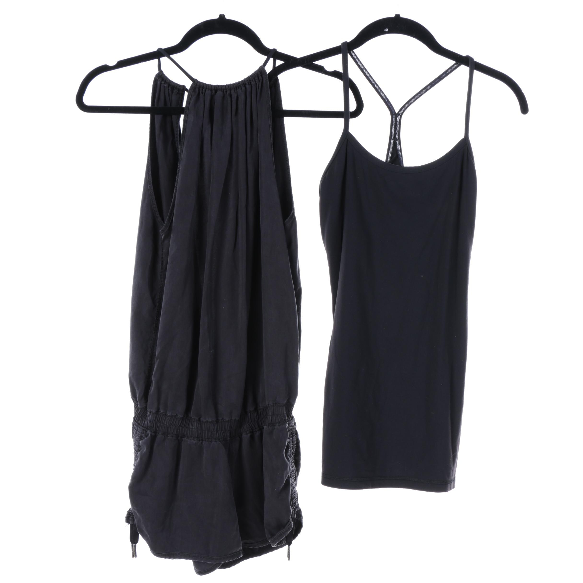Women's Lululemeon Tank Top and Romper