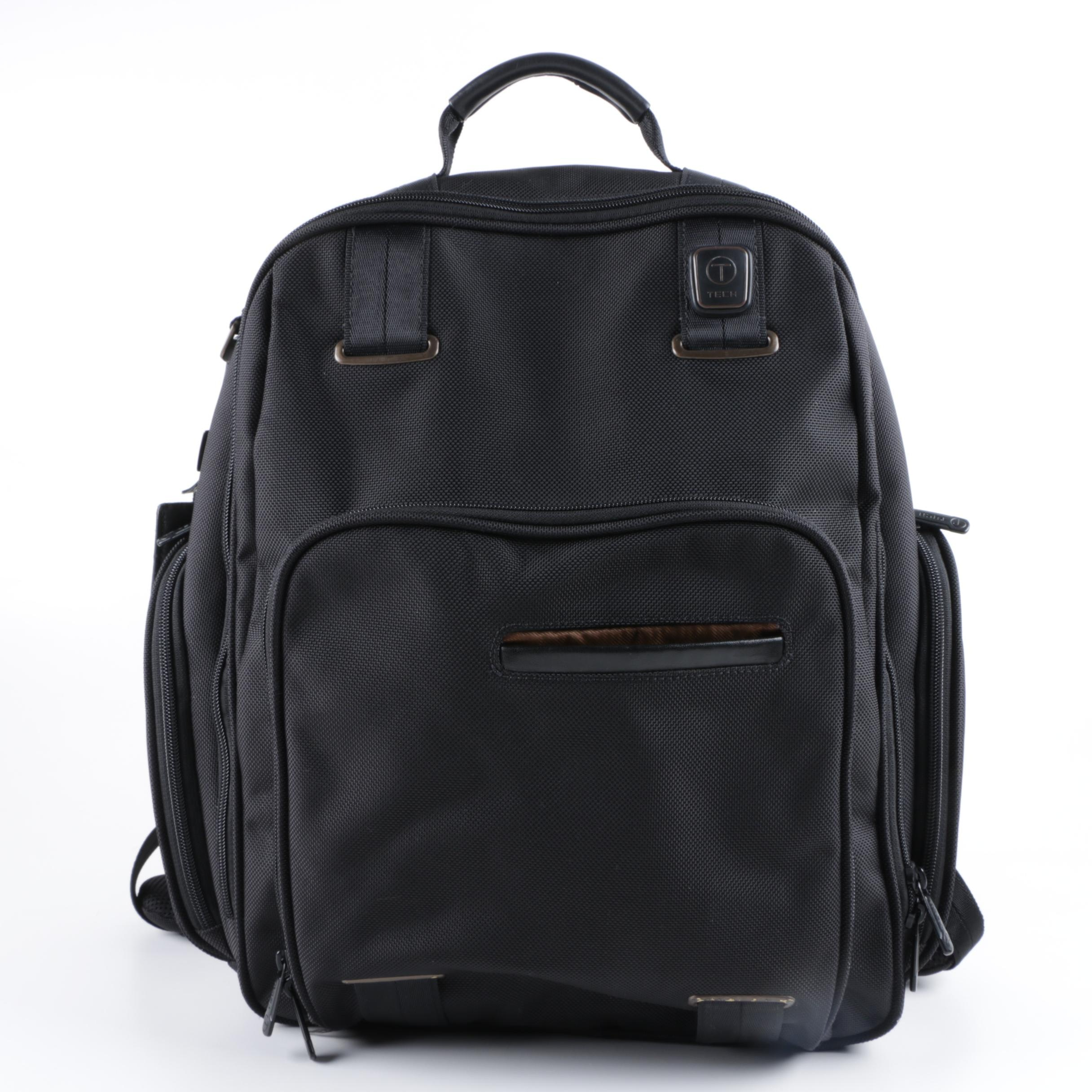 Tumi T-Tech Data T-Pass Bauer Brief Pack