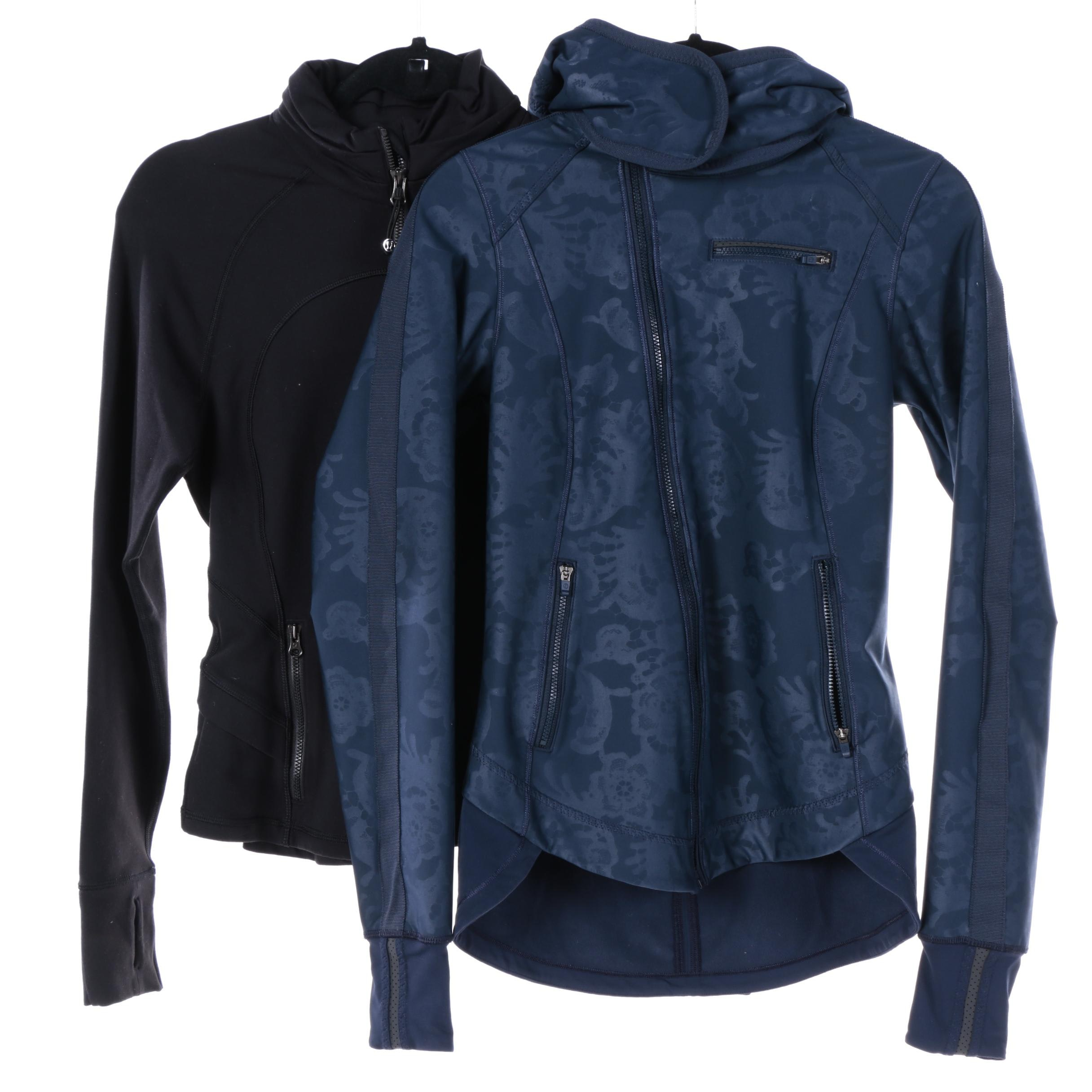 Women's Lululemon Athletic Zip-Up Jackets