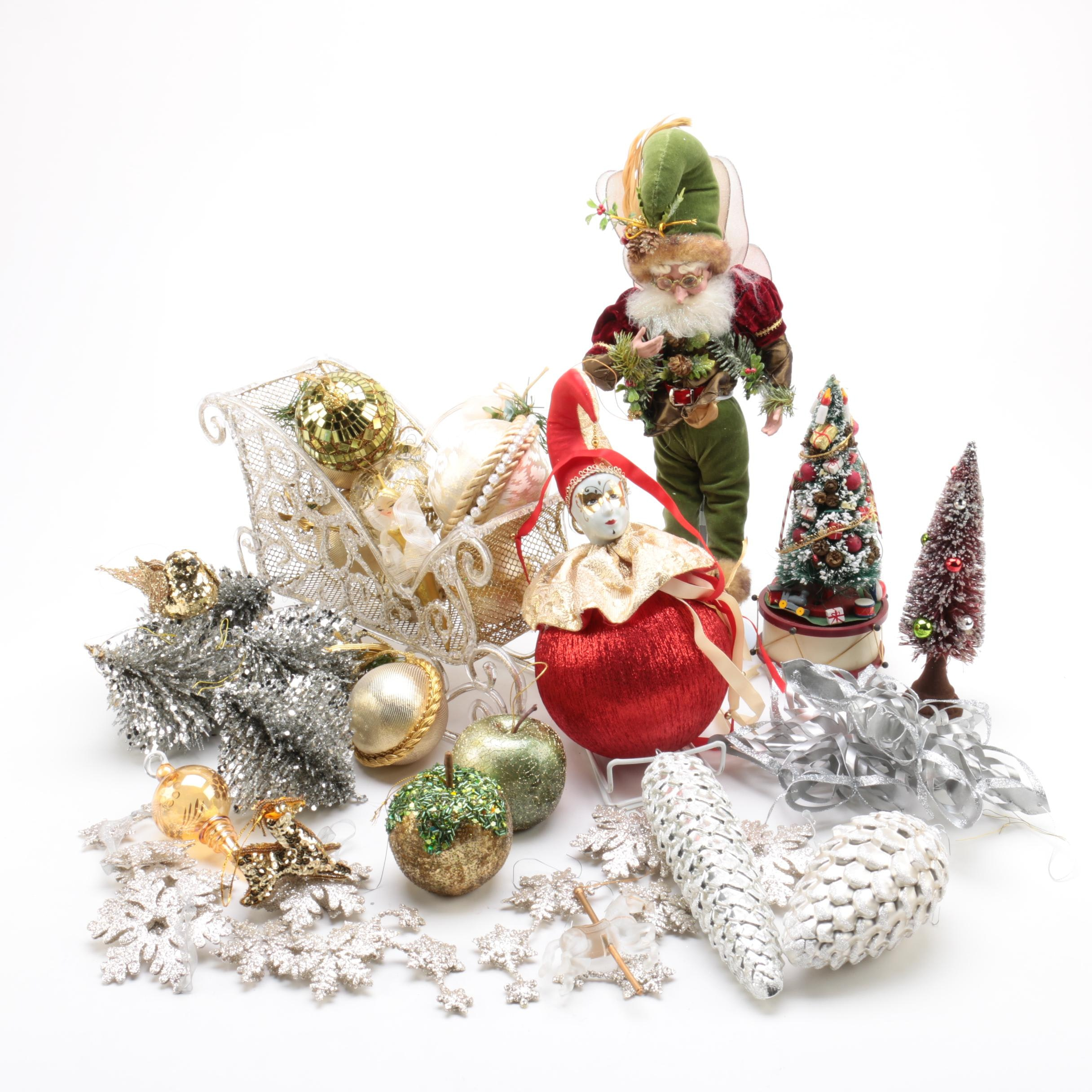 Christmas Ornaments and Figurines