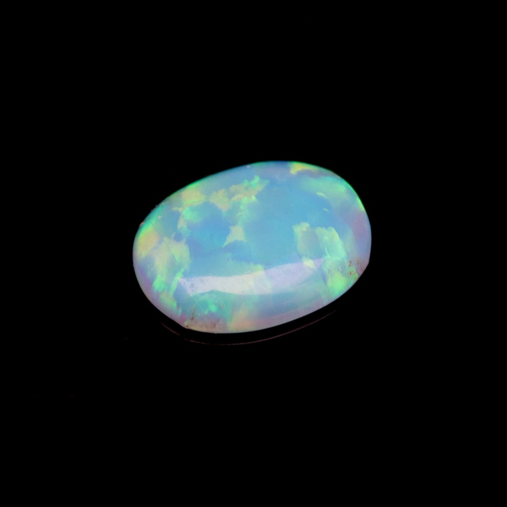 Loose Oval Opal Cabochon