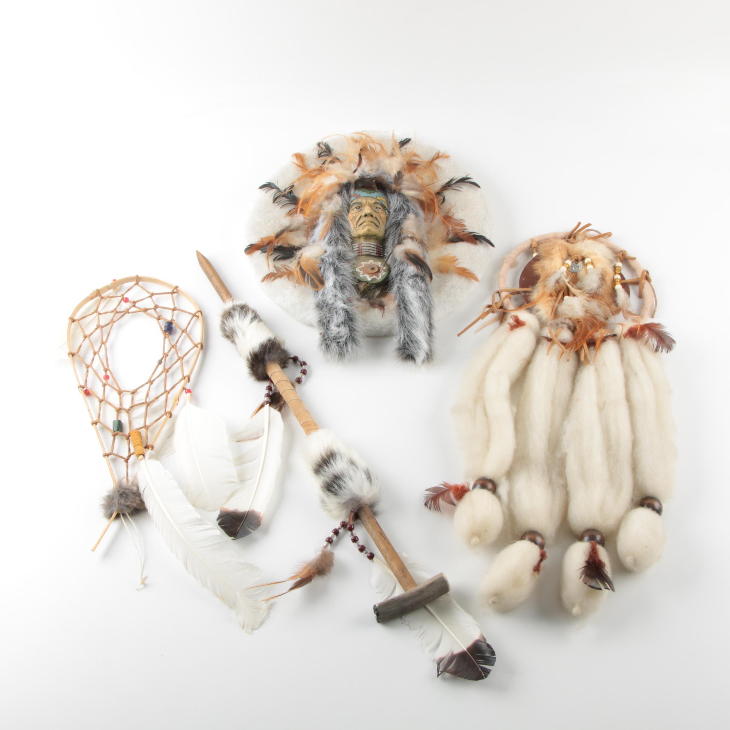 Native American Inspired Decor