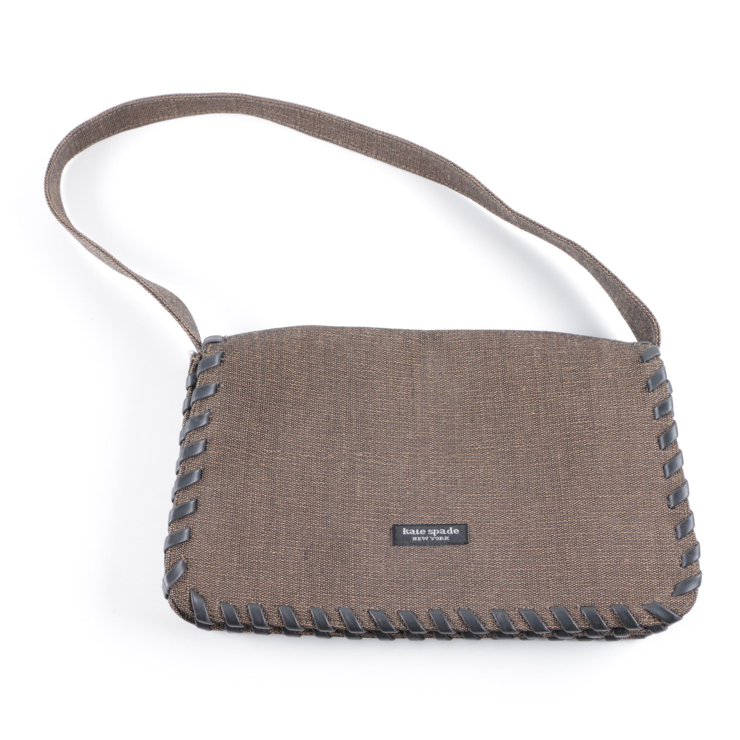 Kate Spade New York Canvas Handbag