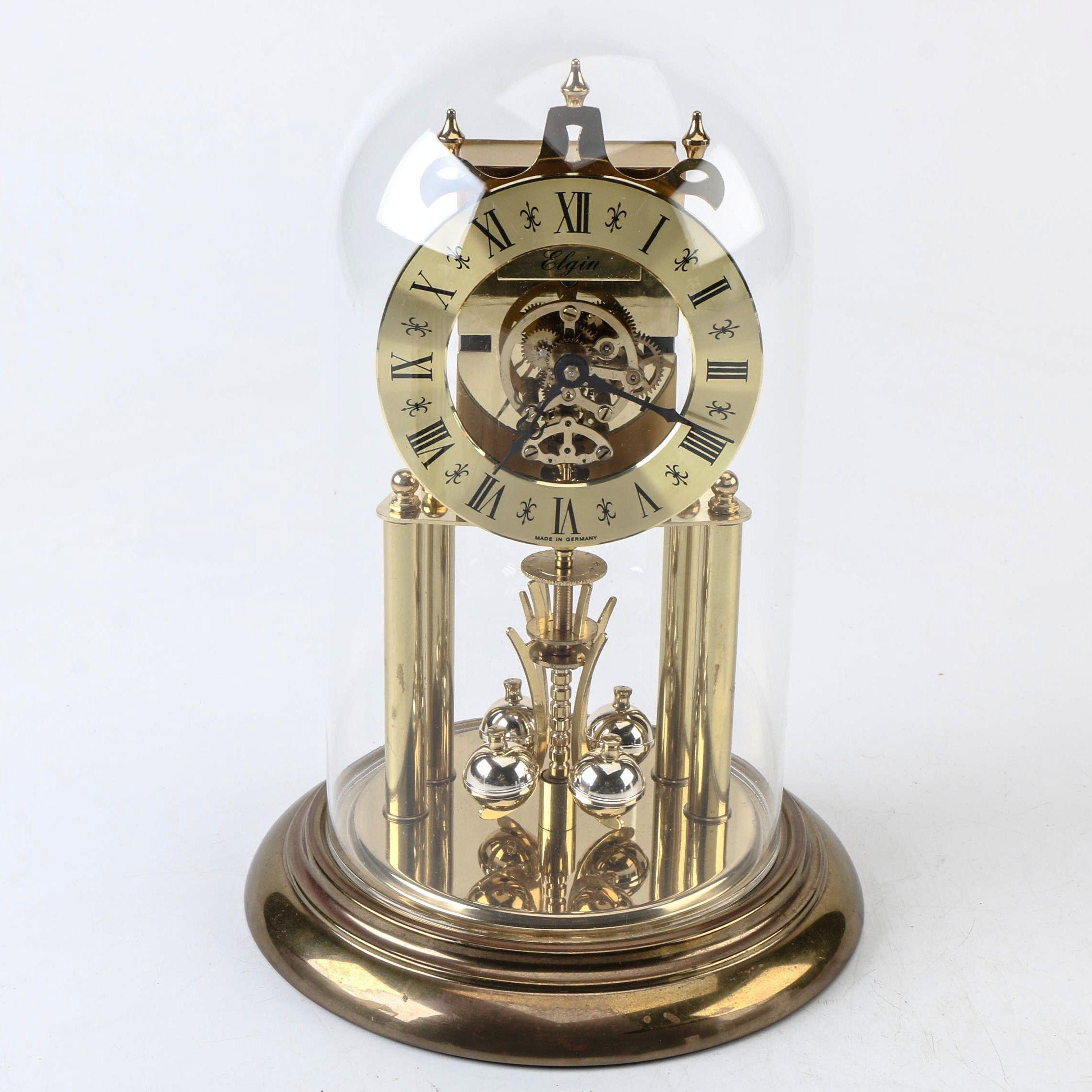 Elgin 400 Day Anniversary Clock