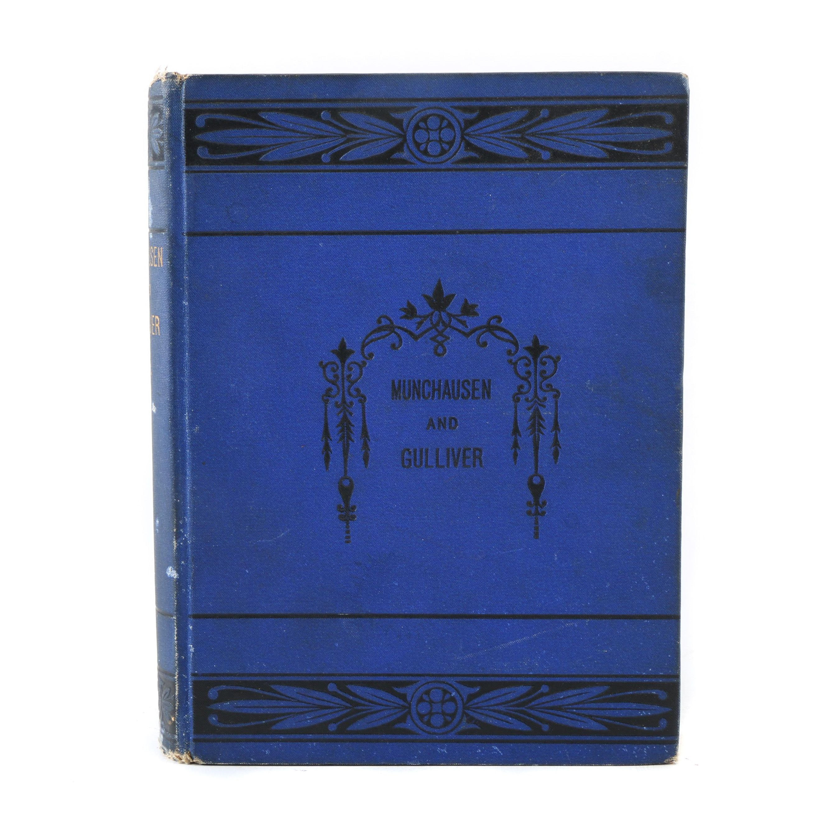 "1880 ""The Travels and Surprising Adventures of Baron Munchausen"""