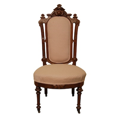 Vintage Parlor Chair - Vintage Chairs, Antique Chairs And Retro Chairs Auction In