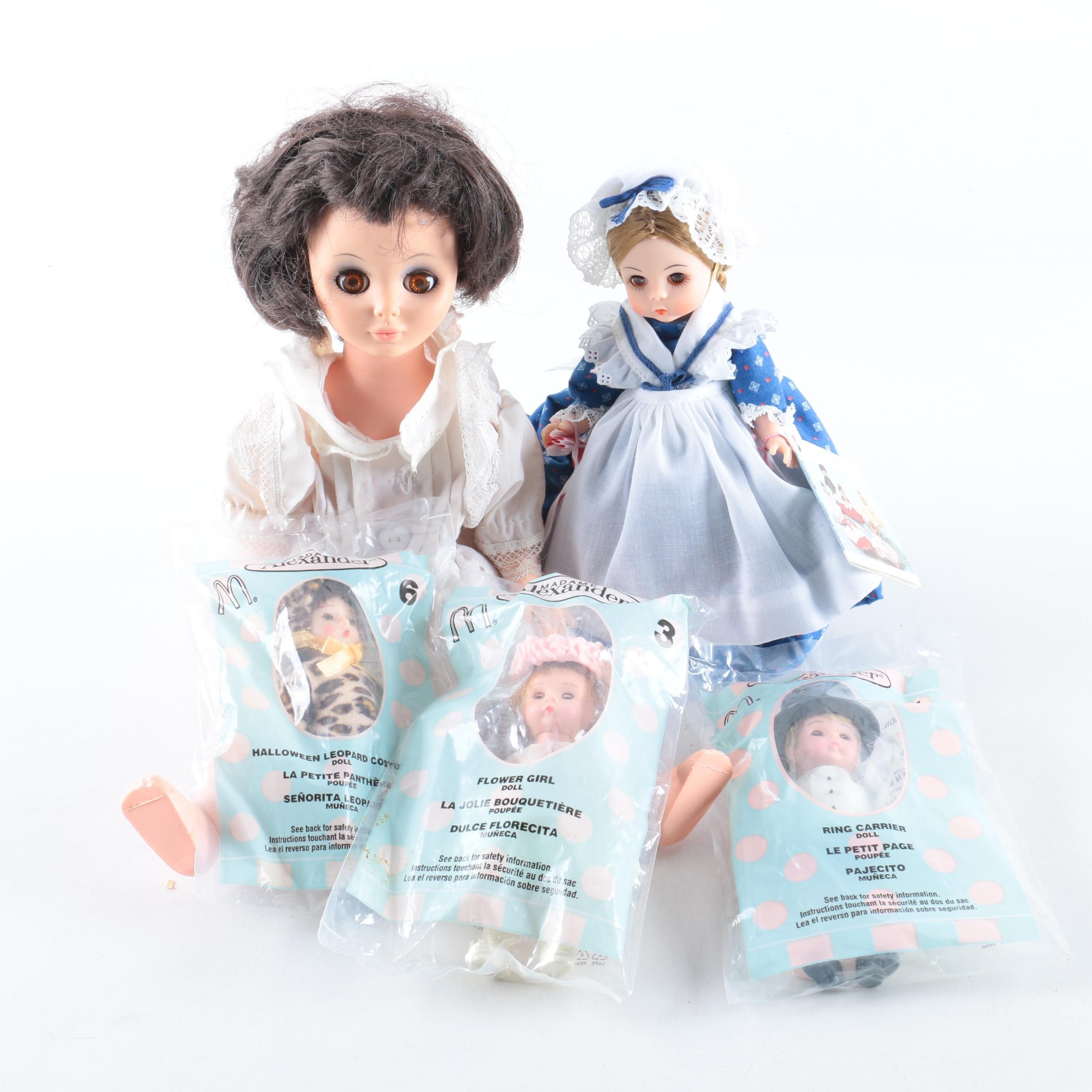 """Madame Alexander Dolls Featuring """"Betsy Ross"""""""