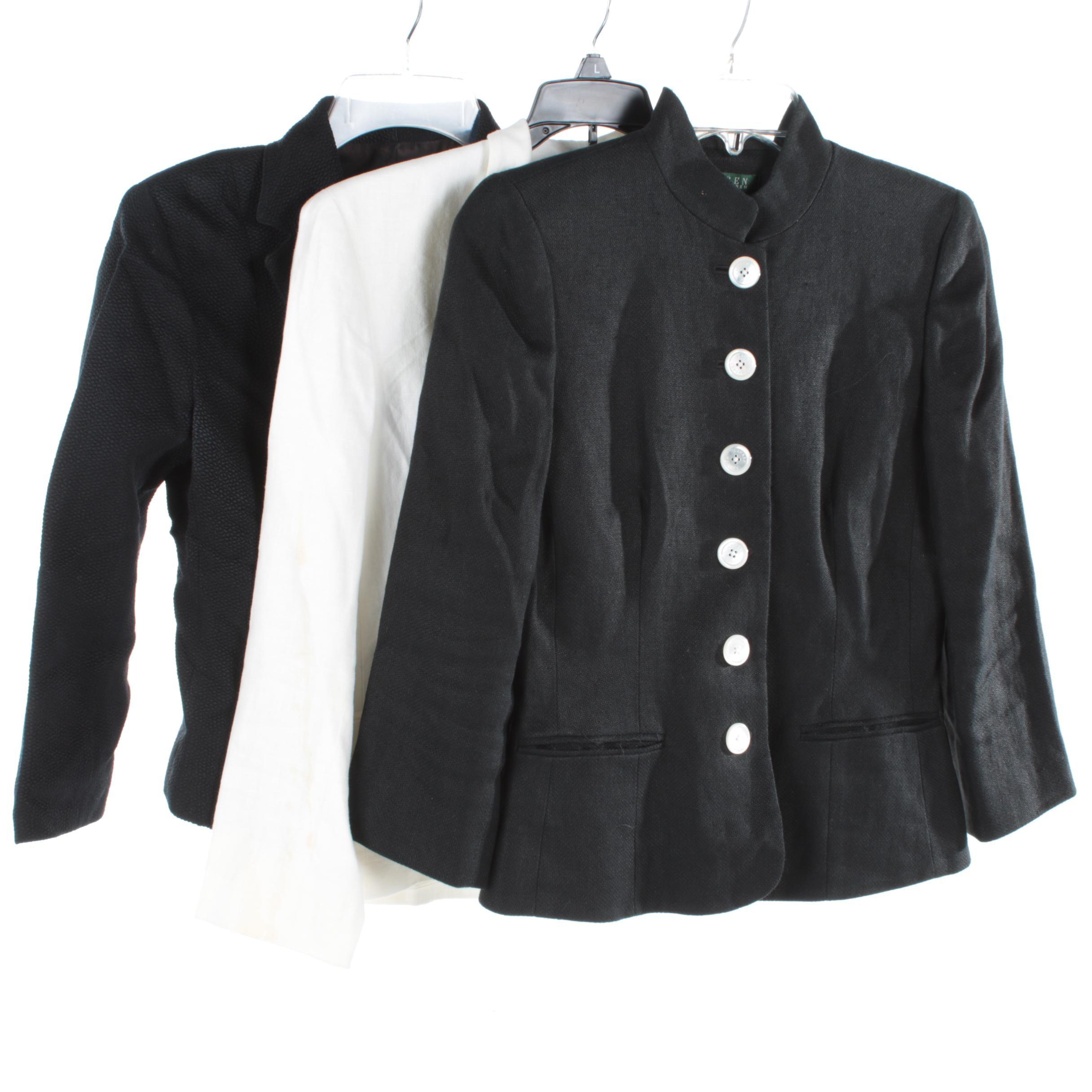 Women's Suit Jackets Including Lauren Ralph Lauren Petite