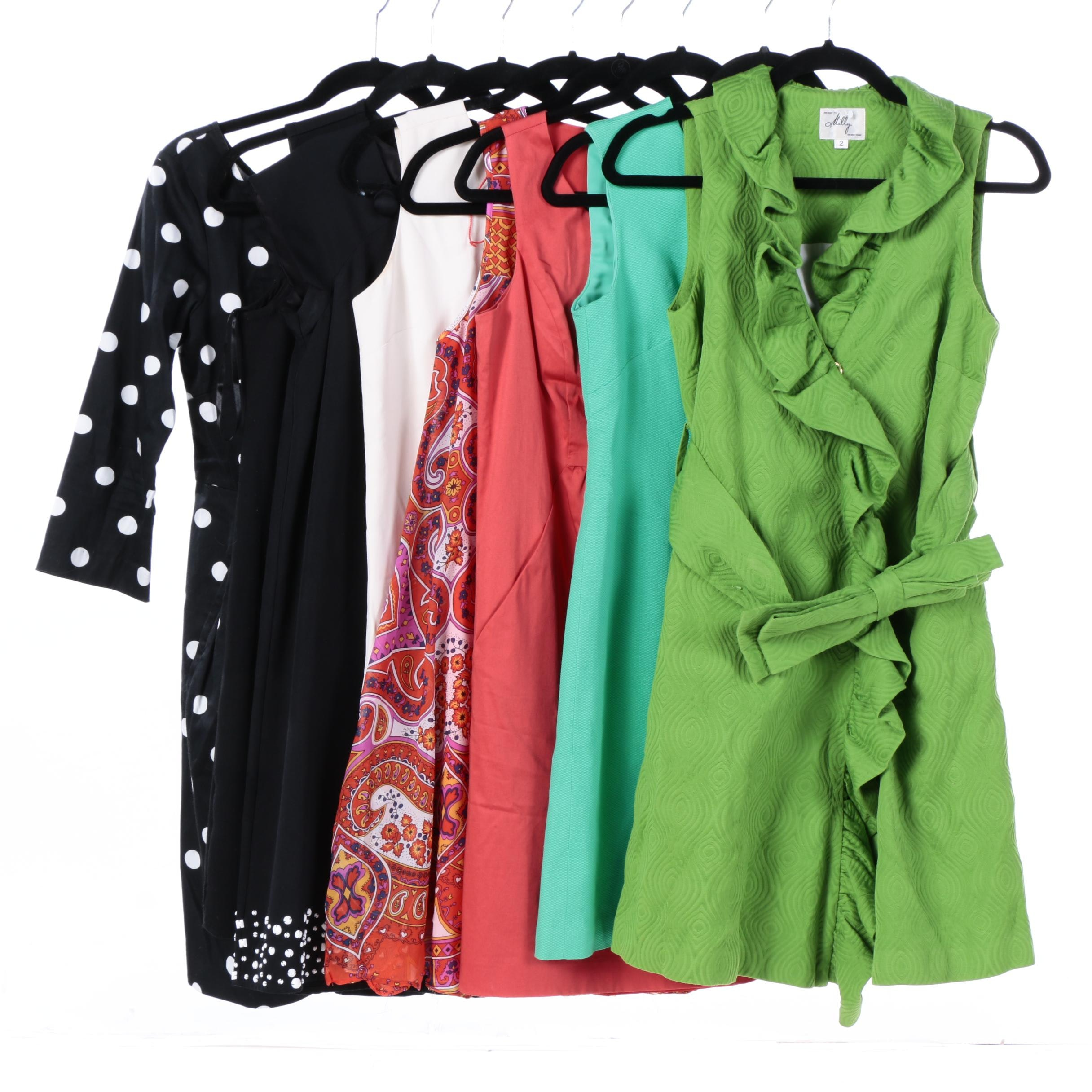 Women's Dresses Including Ann Taylor Loft, Betsey Johnson and Tommy Bahama