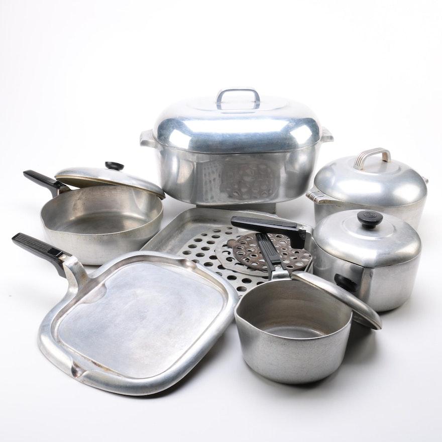 Wagner Ware Magnalite Aluminum Cookware | EBTH