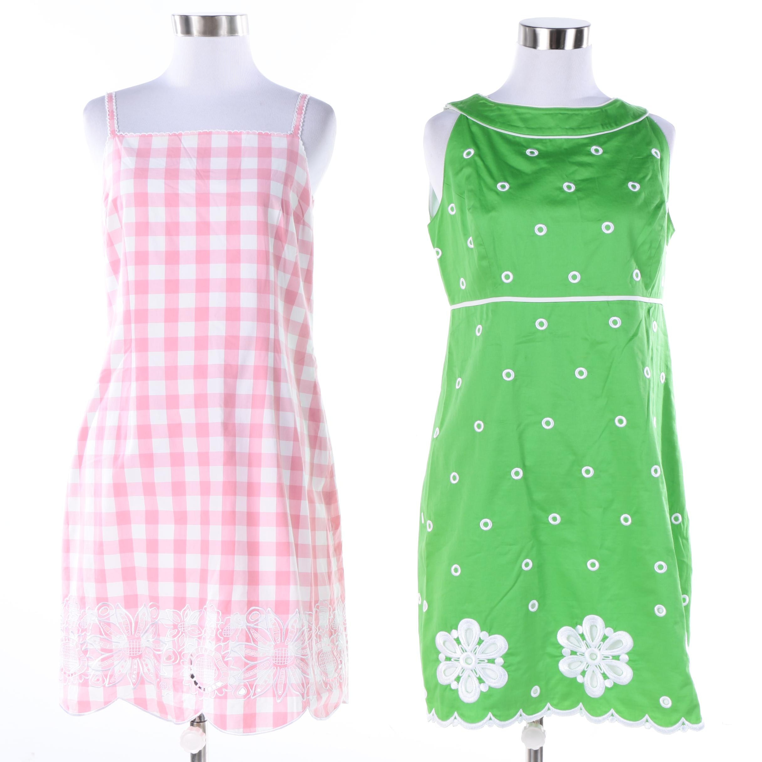 Women's Lilly Pulitzer Cotton Summer Dresses