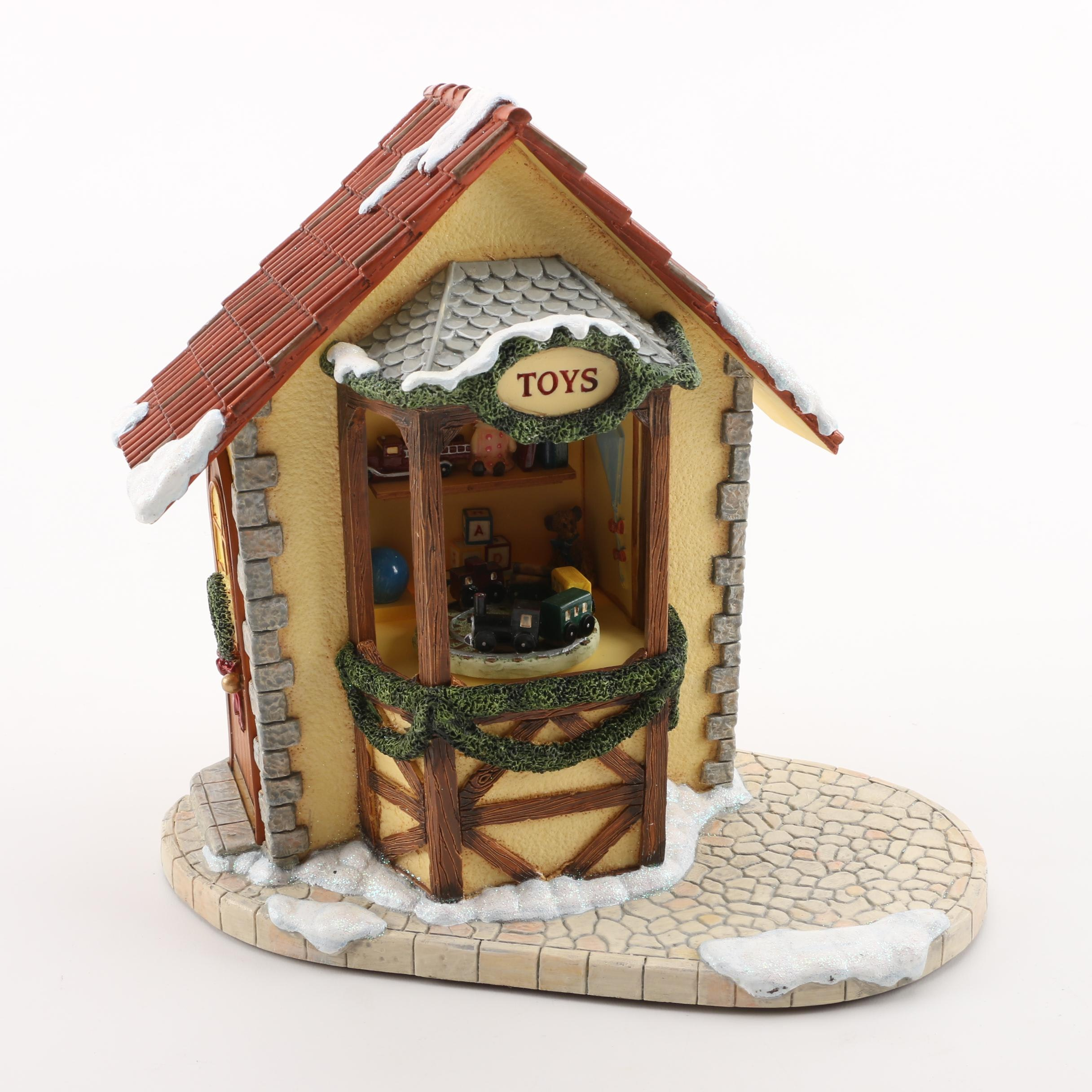Holiday Hummel Holiday Dreaming Figurine and Music Box