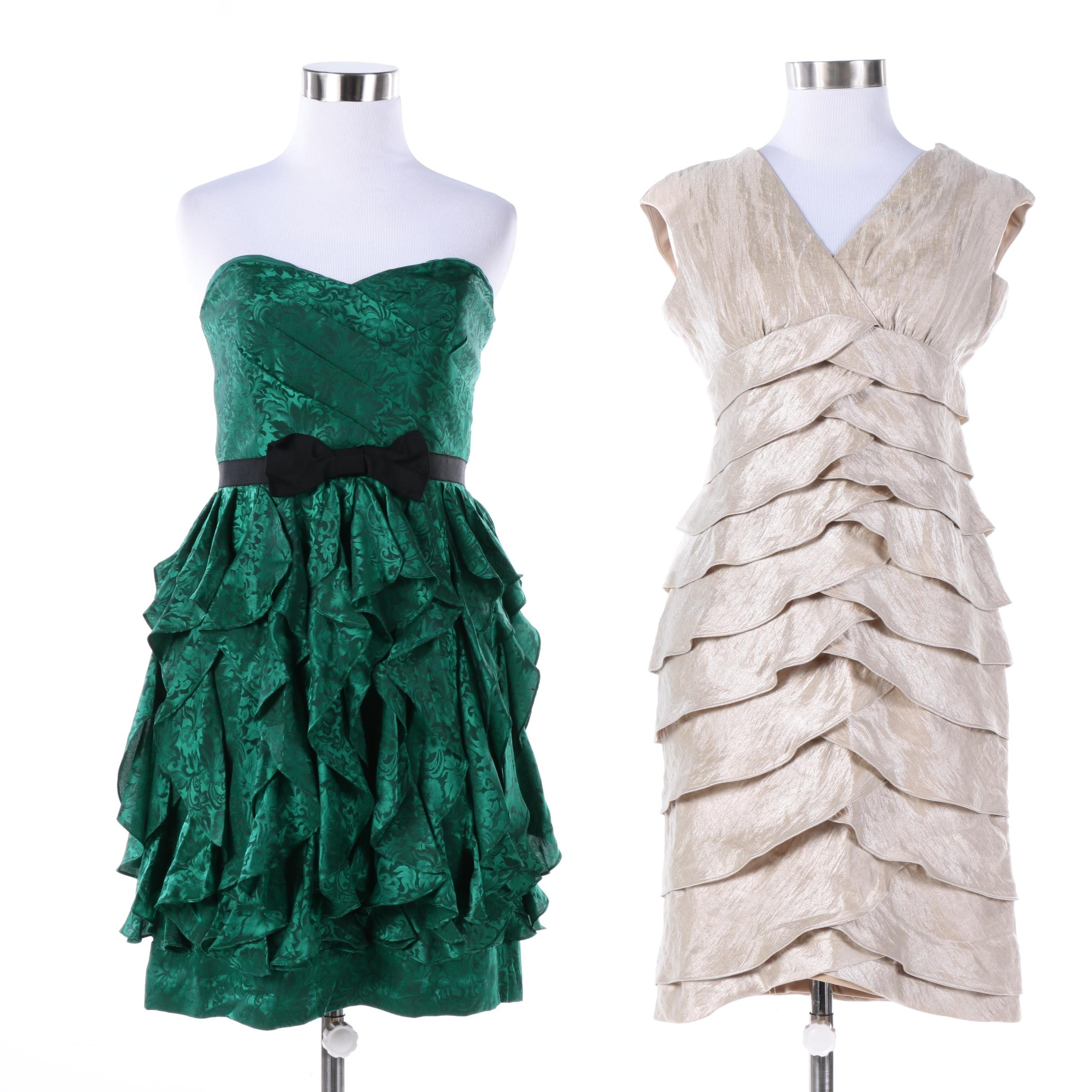 Cocktail Dresses Including Phoebe Couture